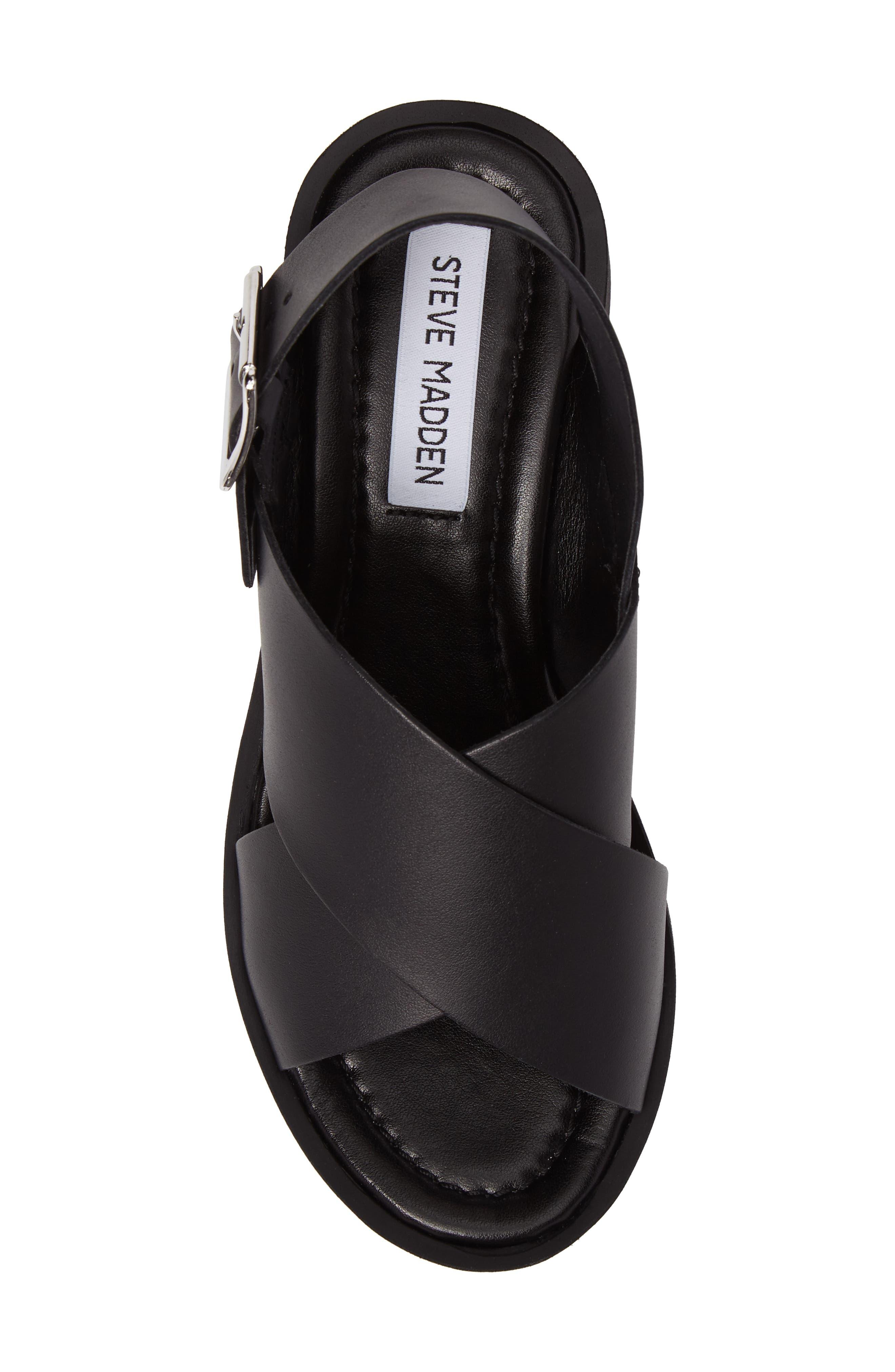 Alternate Image 5  - Steve Madden Gigi Platform Wedge Sandal (Women)