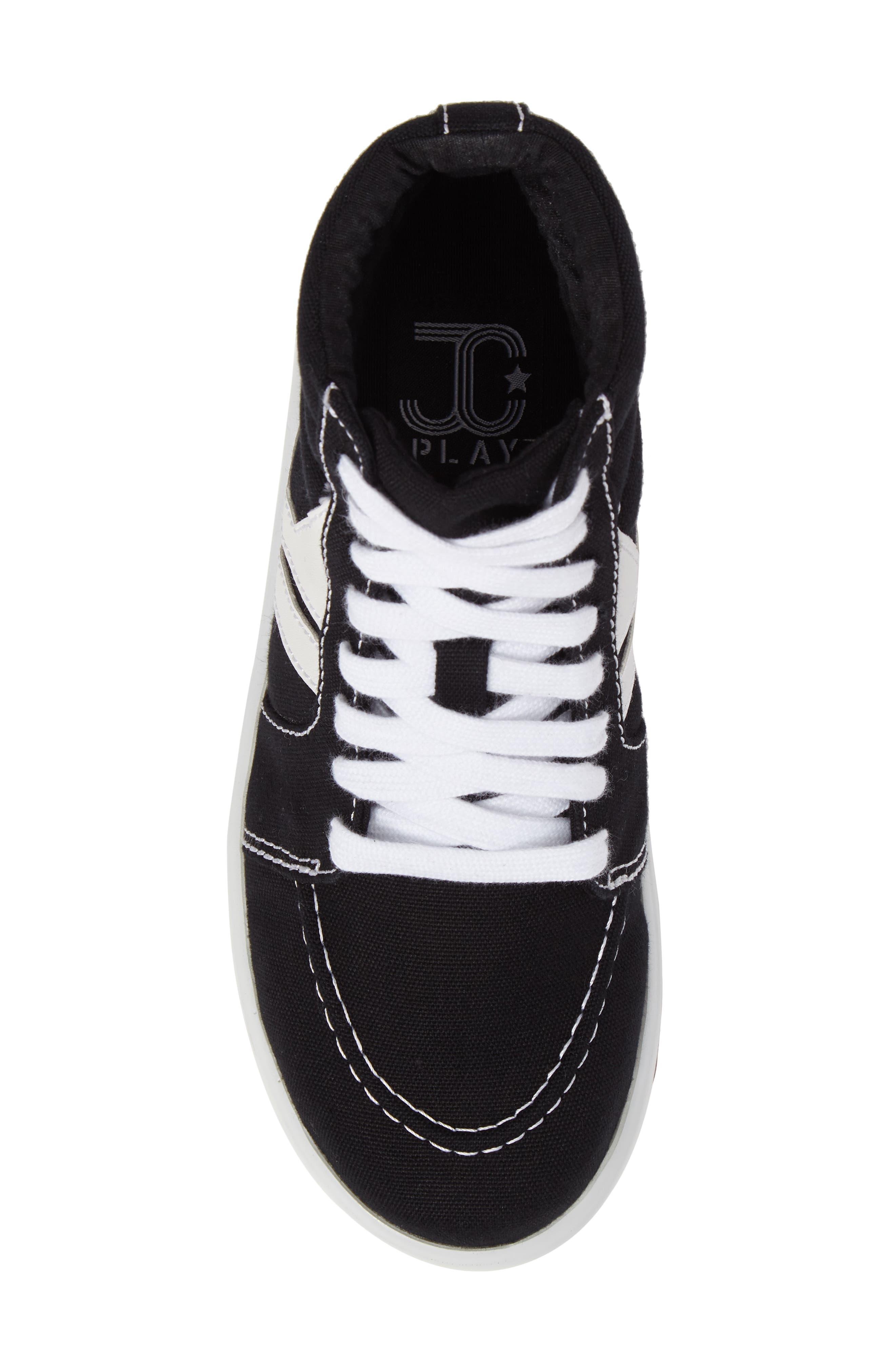 Alternate Image 5  - Jeffrey Campbell Grind High Top Sneaker (Women)