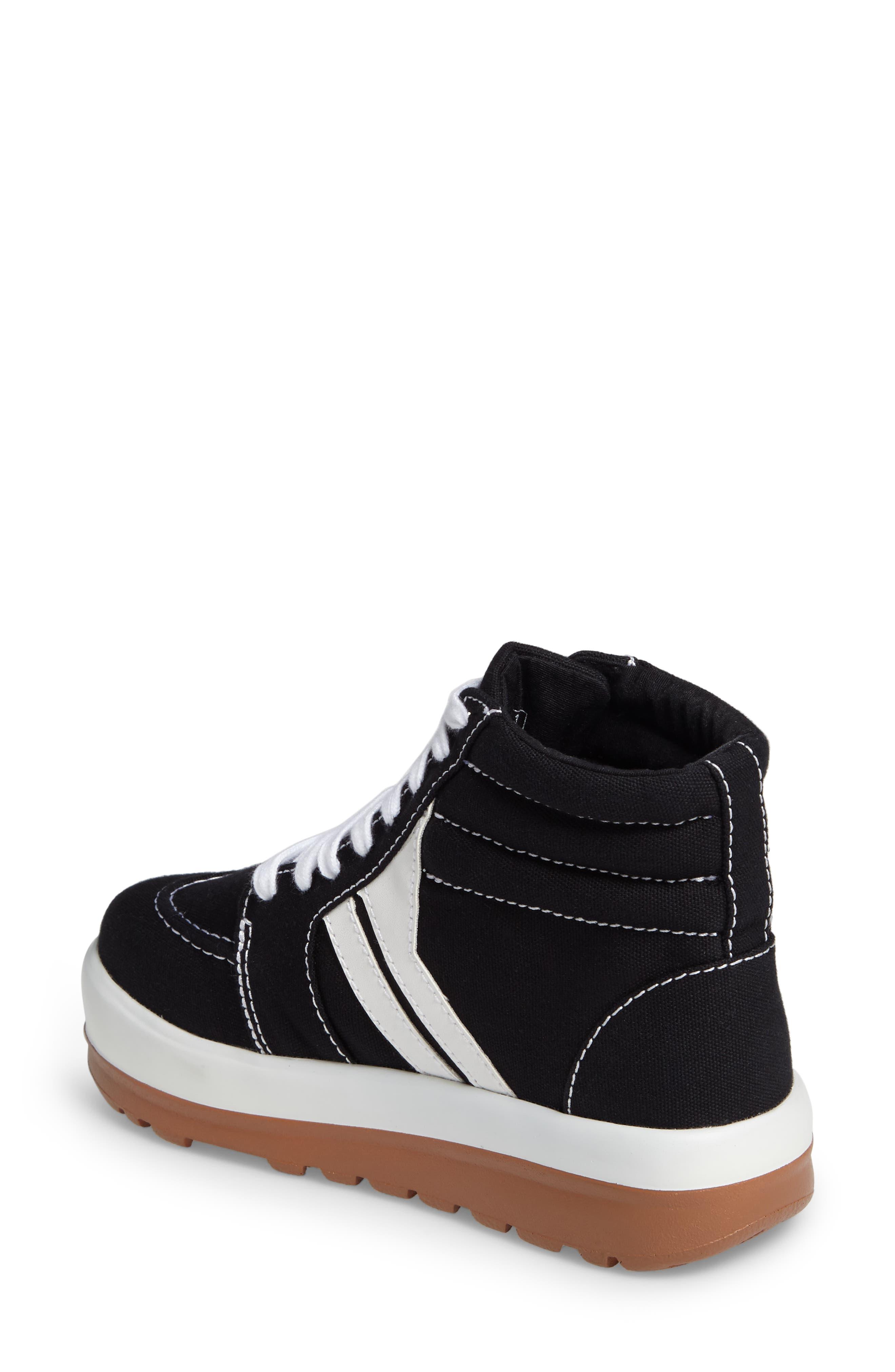 Alternate Image 2  - Jeffrey Campbell Grind High Top Sneaker (Women)