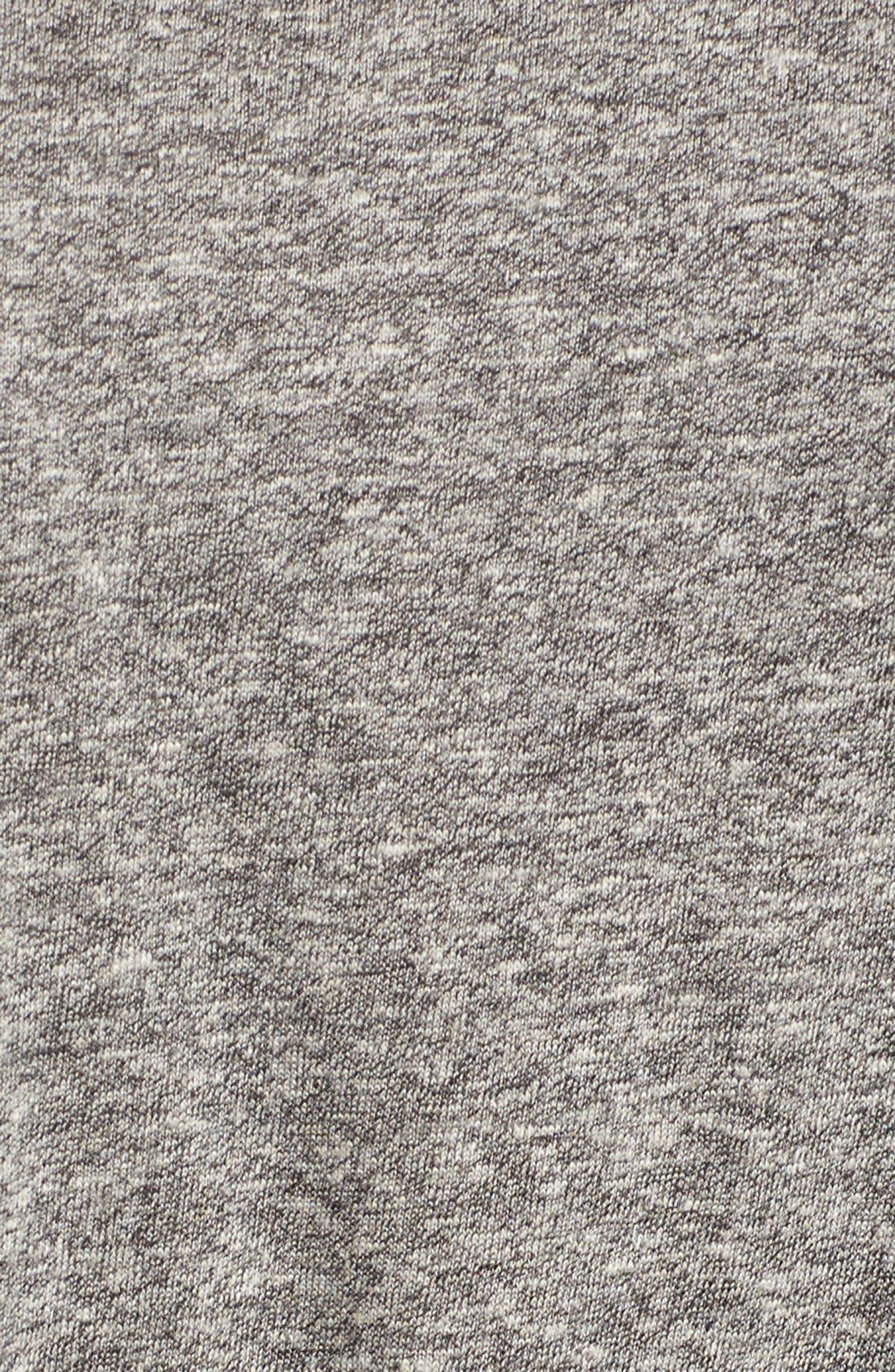 Alternate Image 5  - Current/Elliott Drawstring Waist Shift Dress