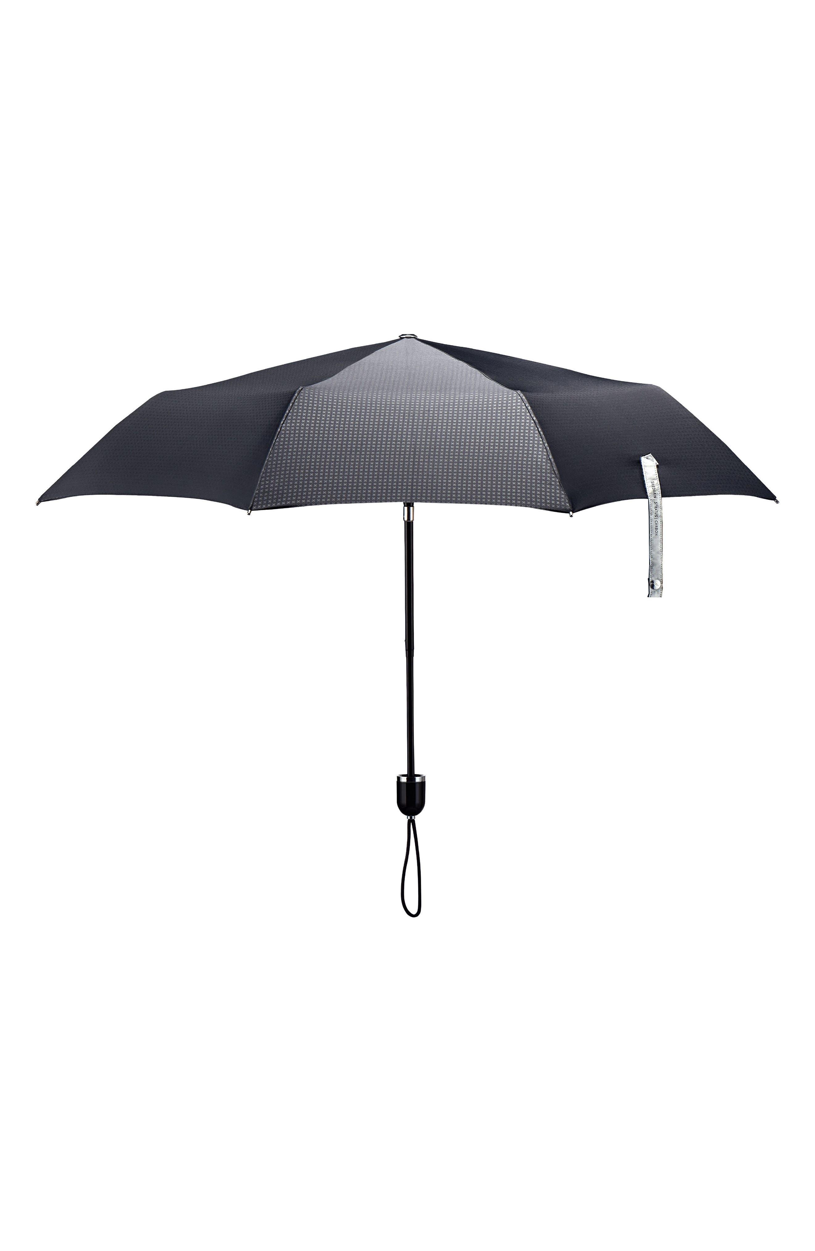 ShedRain Stratus Auto Open Compact Umbrella