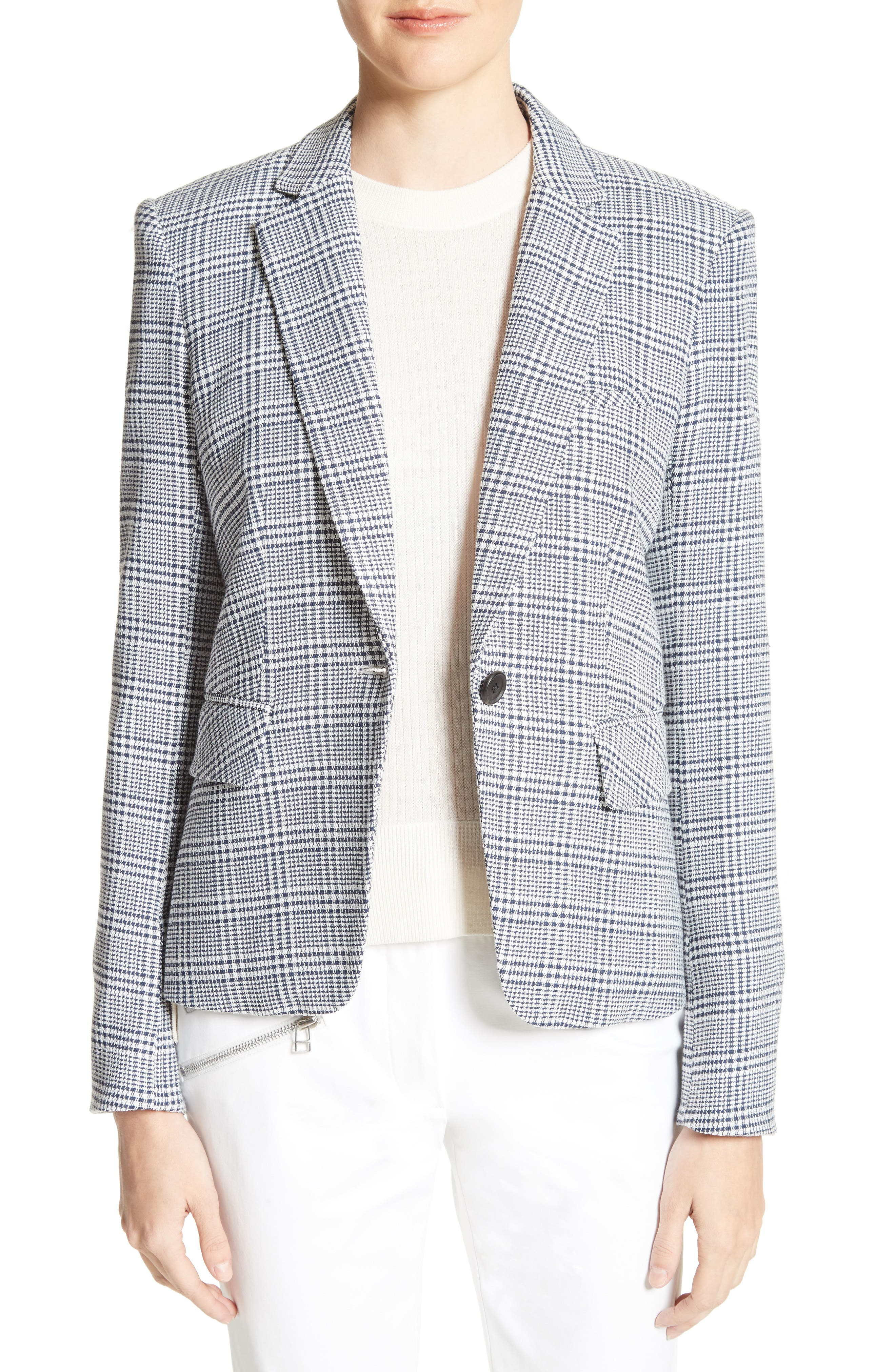 Alternate Image 1 Selected - Veronica Beard Leo Schoolboy Blazer