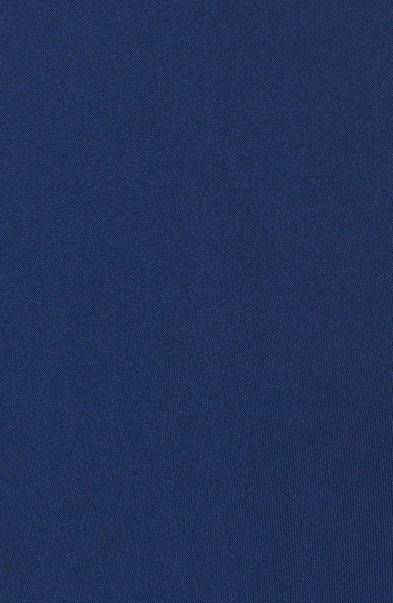 Finish Line Training Jacket,                             Alternate thumbnail 6, color,                             Estate Blue And Crystal Pink