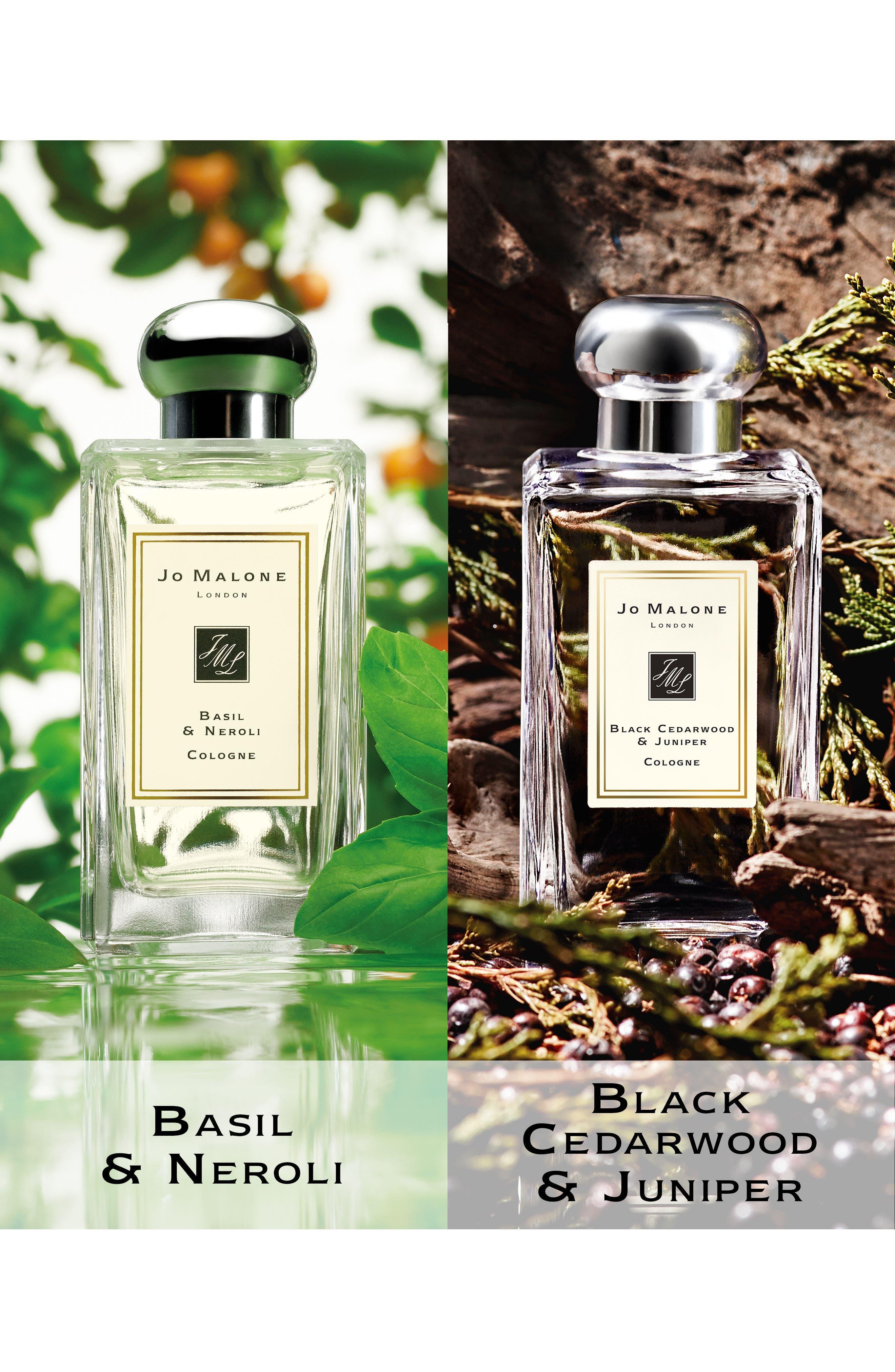 Jo Malone London™ Basil & Neroli & Black Cedarwood & Juniper