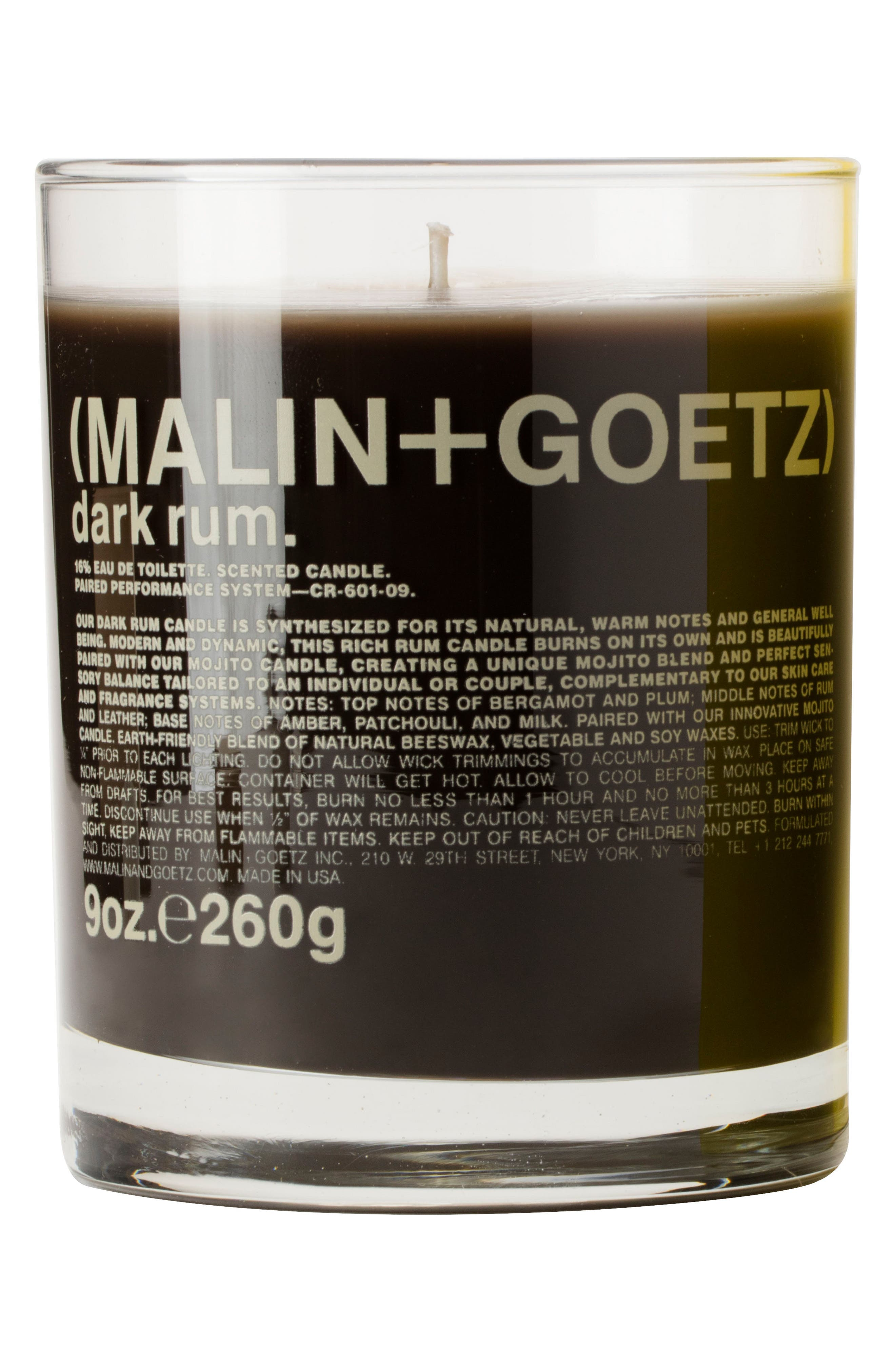 Alternate Image 2  - SPACE.NK.apothecary Malin + Goetz Candle