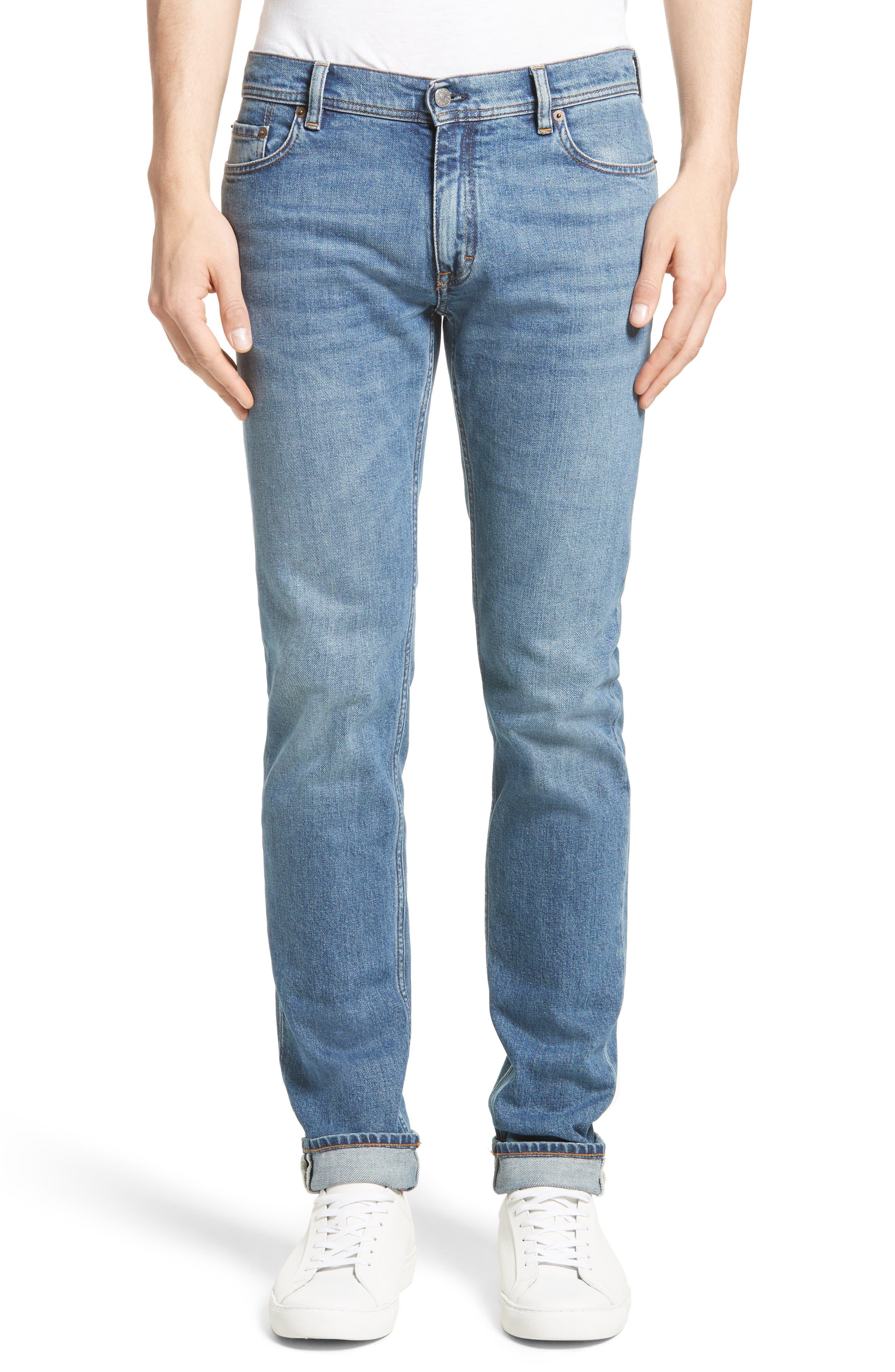 Main Image - ACNE Studios North Skinny Jeans