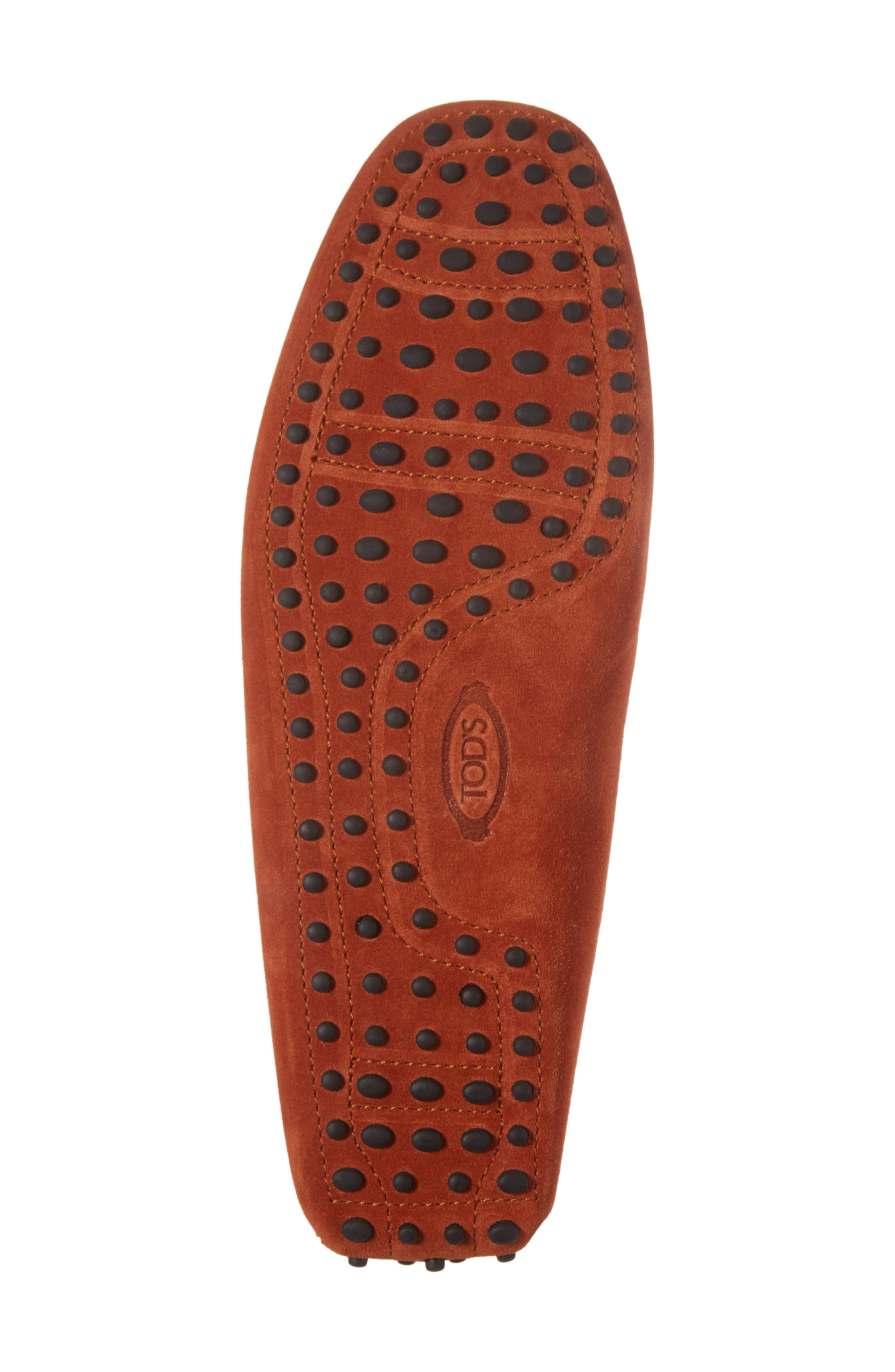 Alternate Image 6  - Tod's Gommini Tie Front Driving Moccasin (Men)