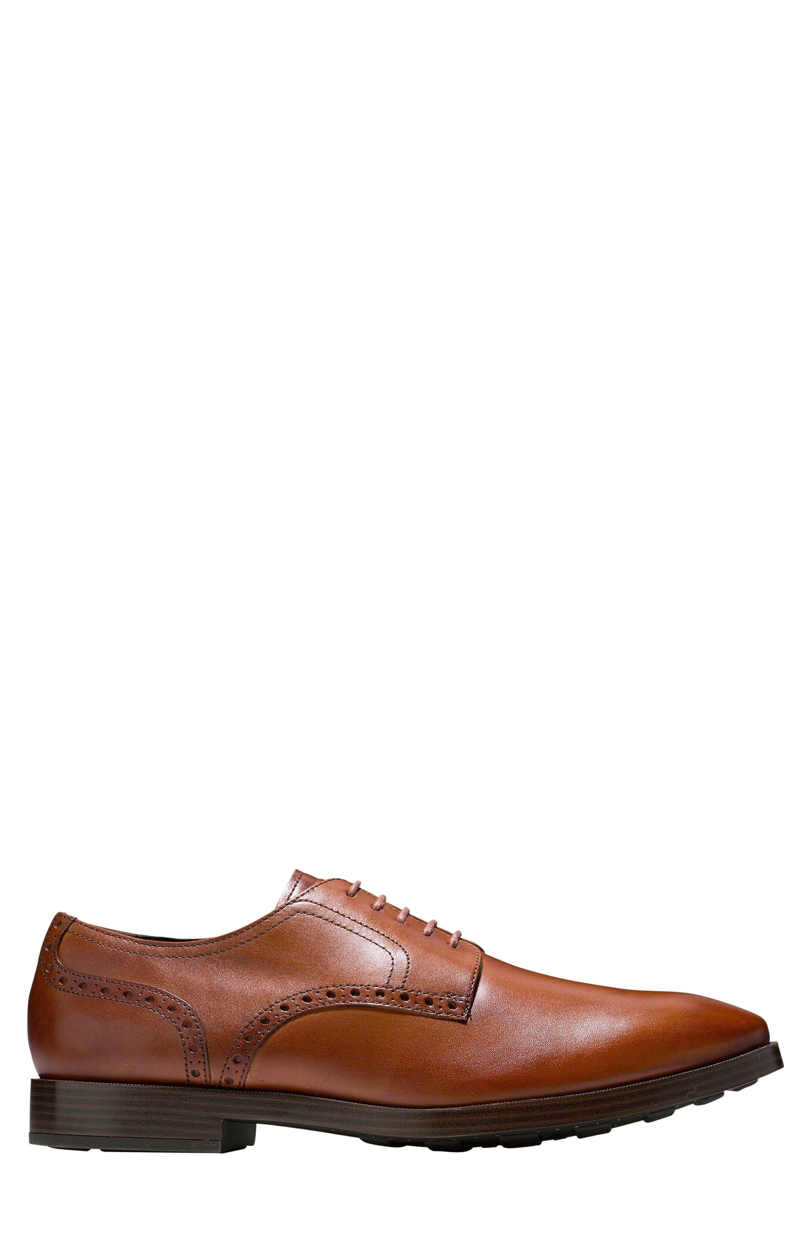 Alternate Image 3  - Cole Haan Jefferson Grand Plain Toe Derby (Men)