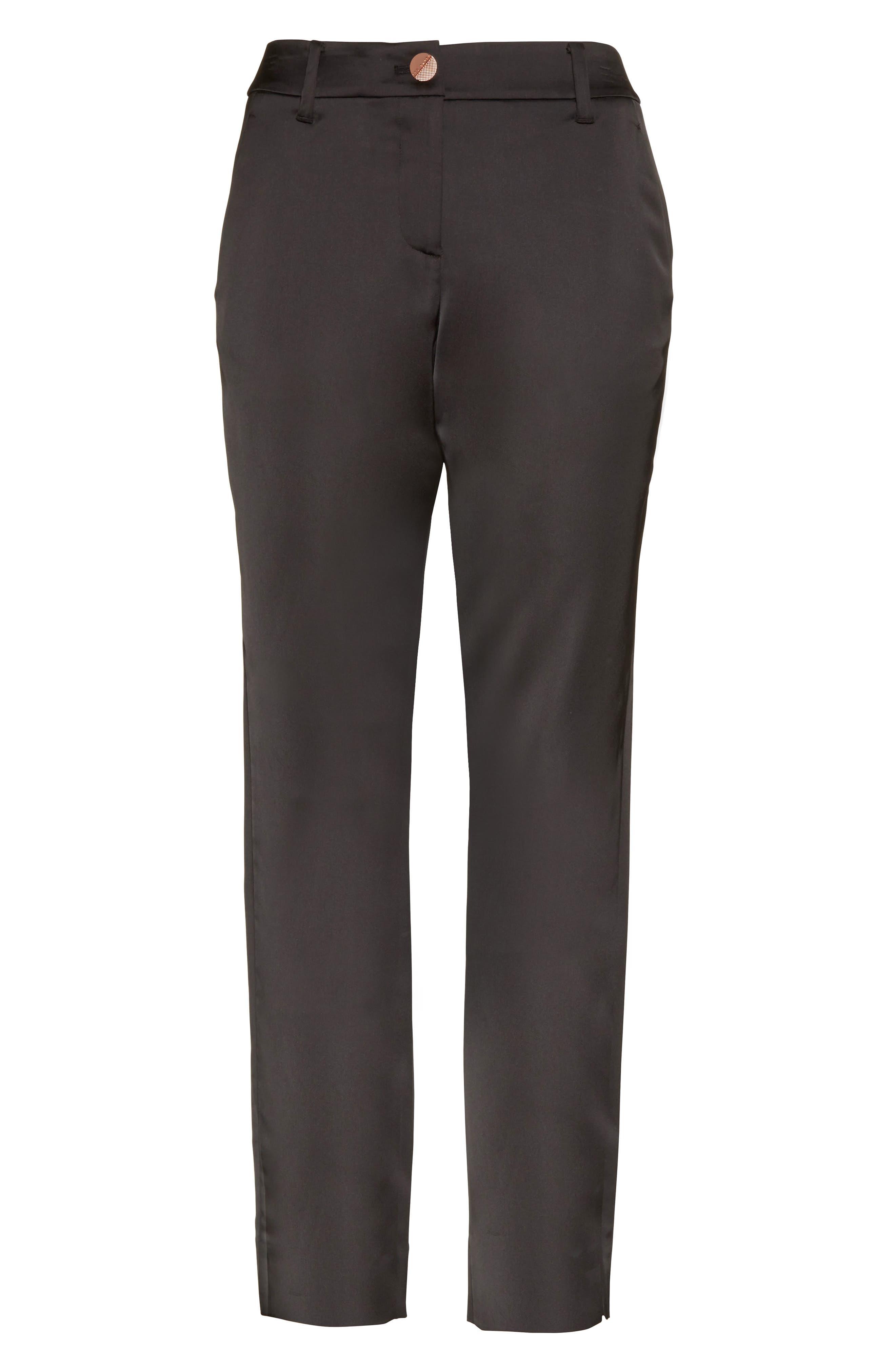 Alternate Image 6  - Ted Baker London Gilar Slit Cuff Ankle Pants