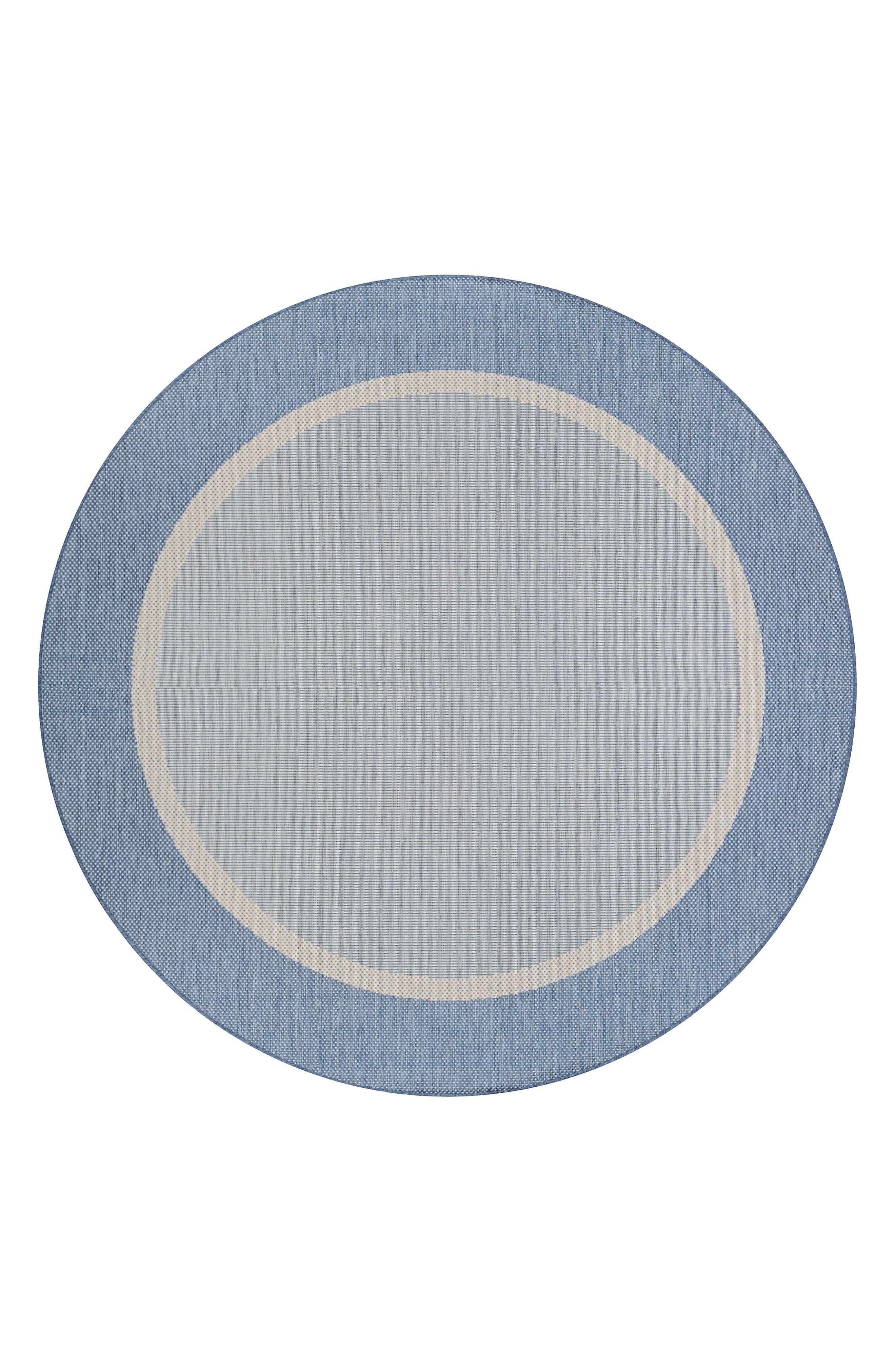 Alternate Image 1 Selected - Couristan Stria Texture Indoor/Outdoor Rug
