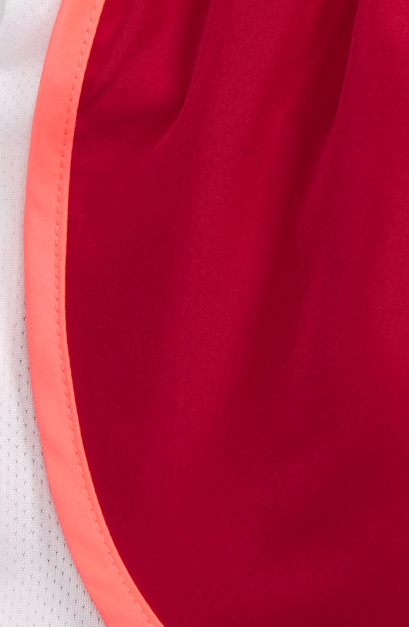 Alternate Image 2  - Nike 'Tempo' Dri-FIT Athletic Shorts (Little Girls)