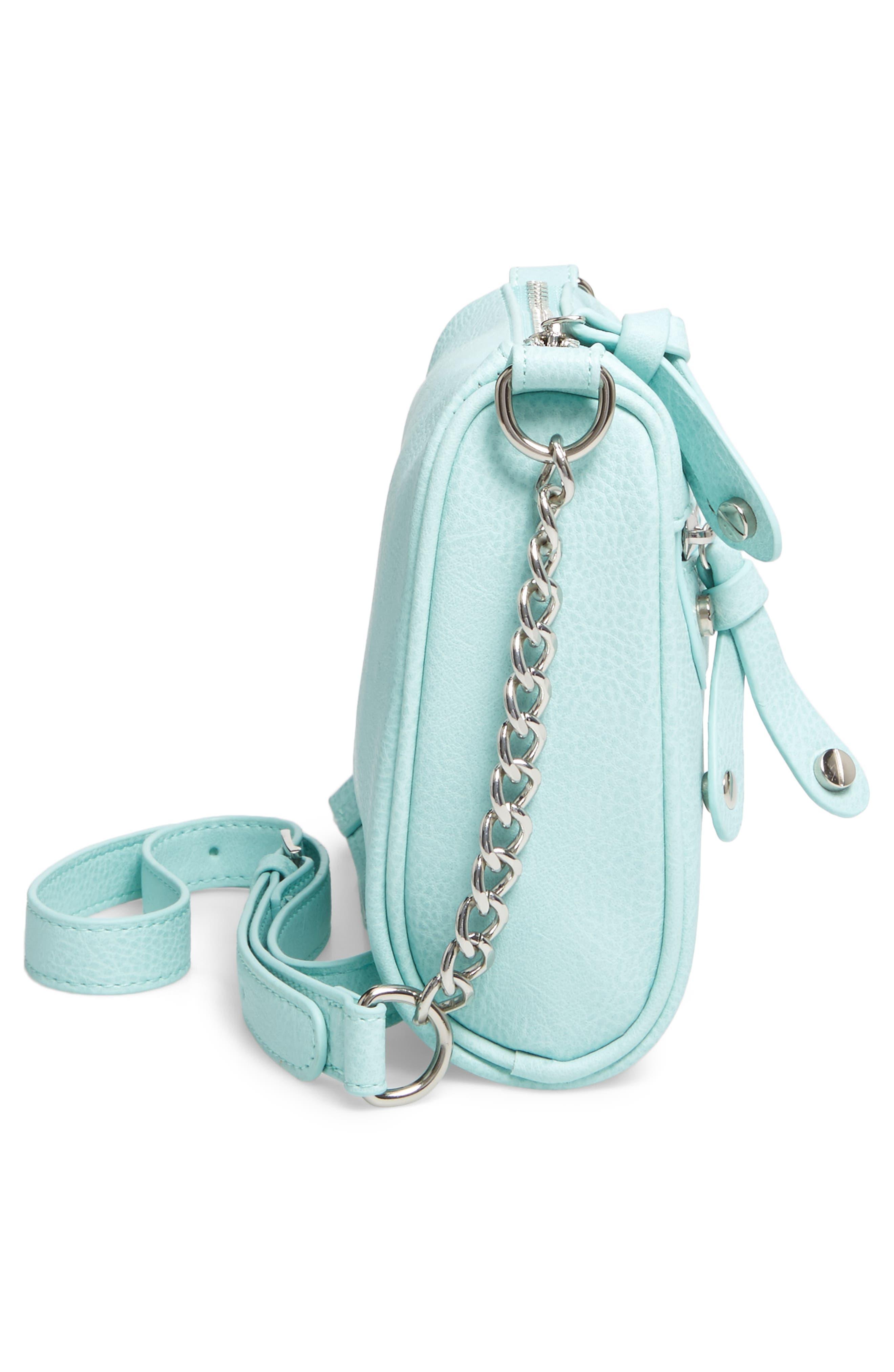 Alternate Image 5  - BP. Double Stud Crossbody Bag