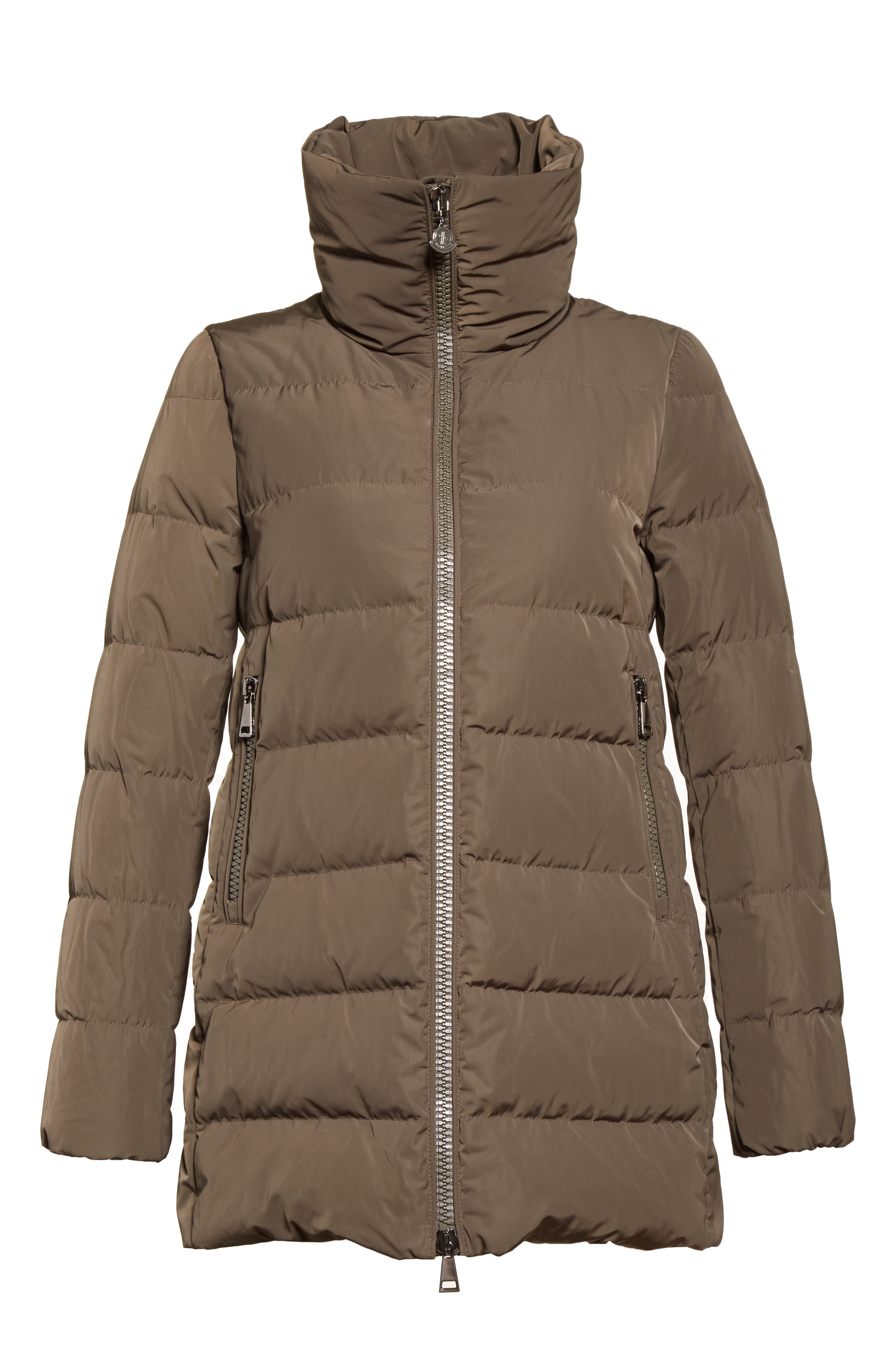 Alternate Image 6  - Moncler Petrea Quilted Down Puffer Jacket