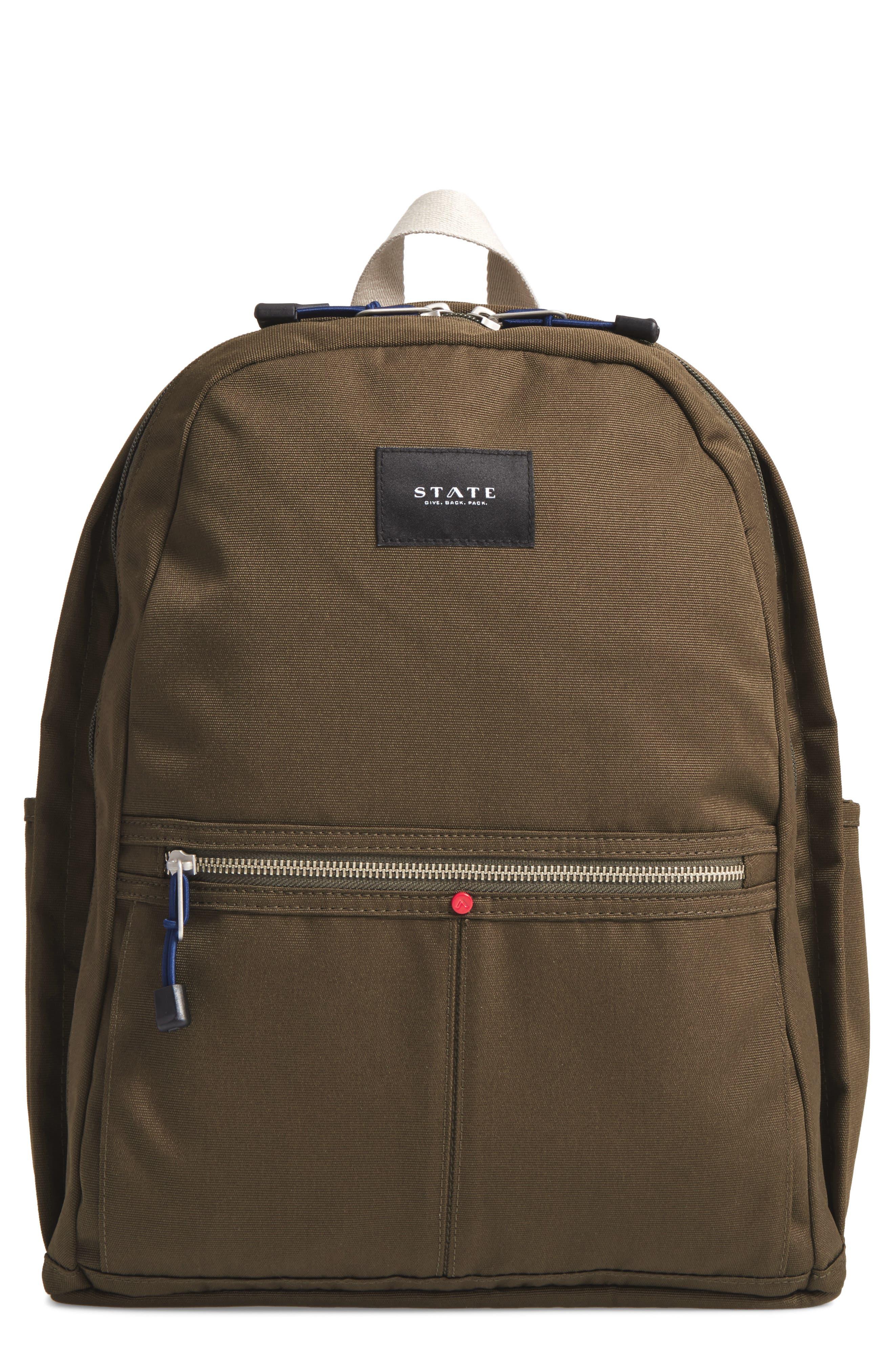 Alternate Image 1 Selected - STATE Bags Williamsburg Bedford Backpack