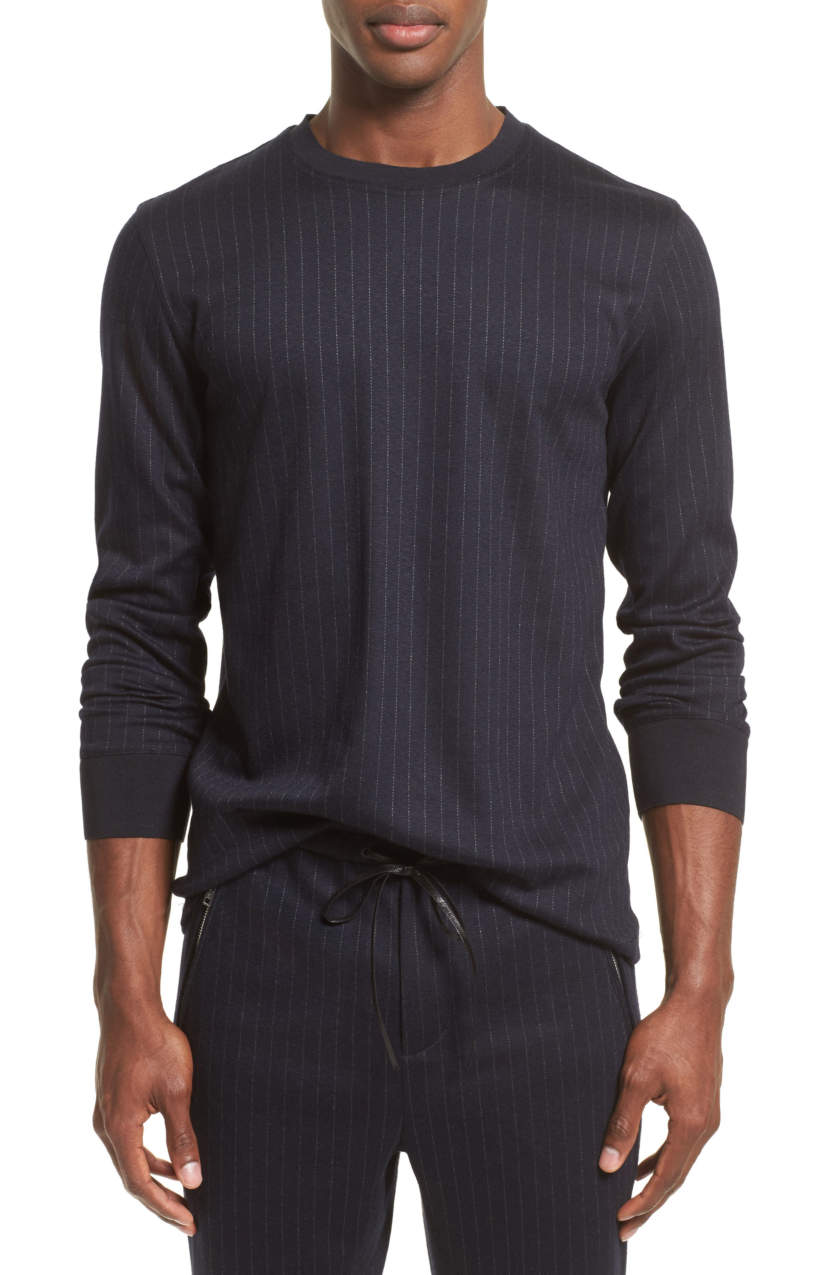 Alternate Image 4  - 3.1 Phillip Lim Stripe Long Sleeve T-Shirt