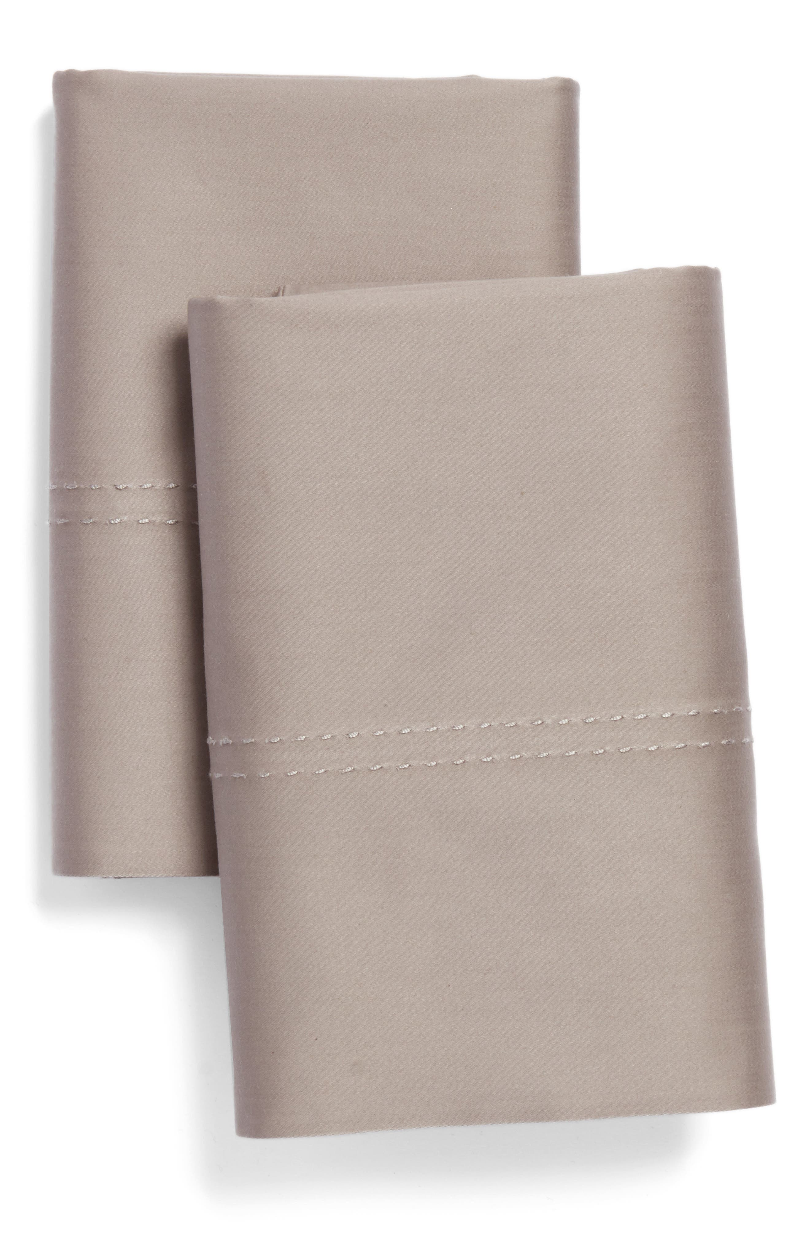 Nordstrom at Home 400 Thread Count Organic Cotton Pillowcases