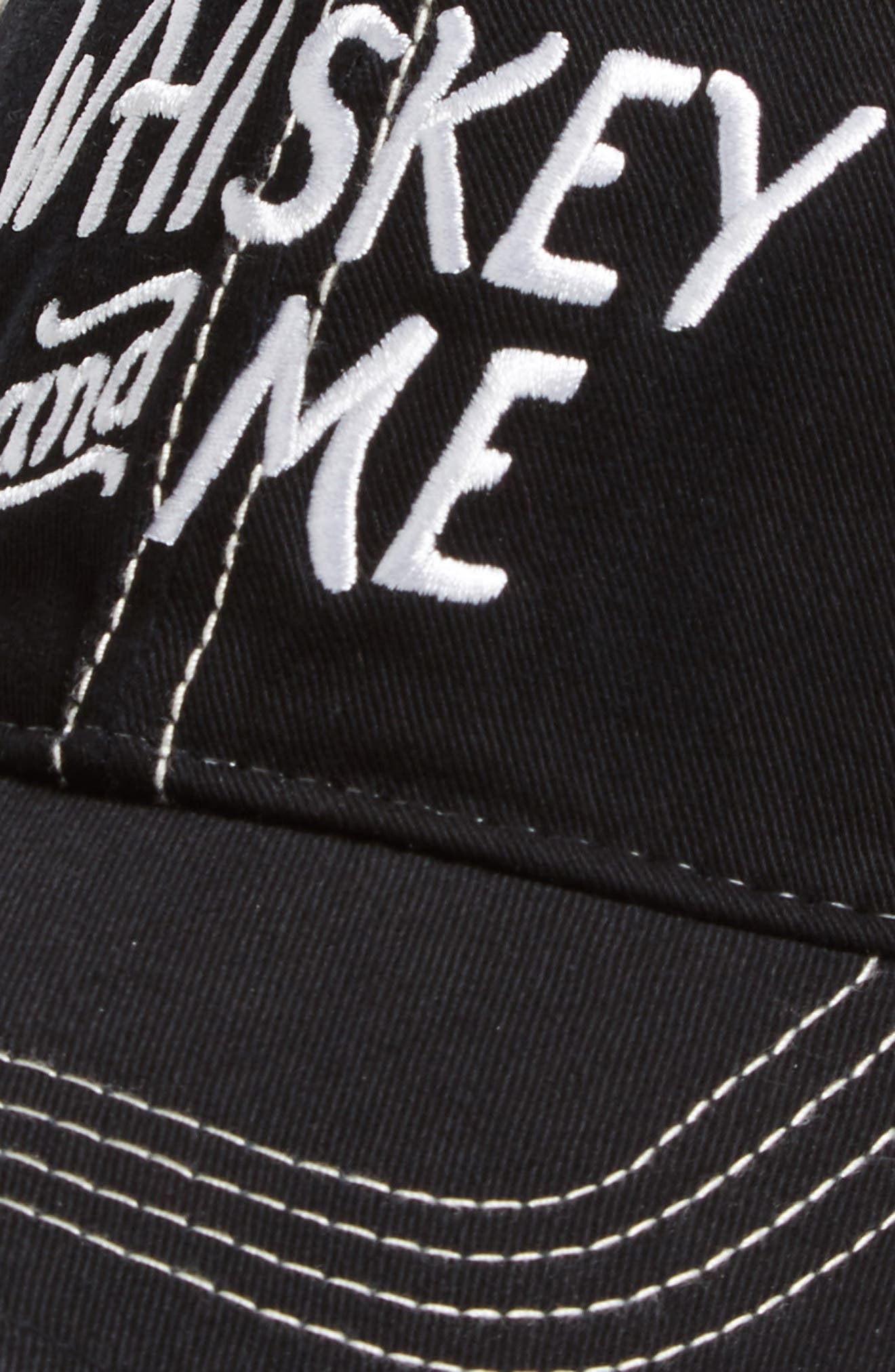 Alternate Image 3  - Original Retro Brand Whiskey & Me Trucker Hat