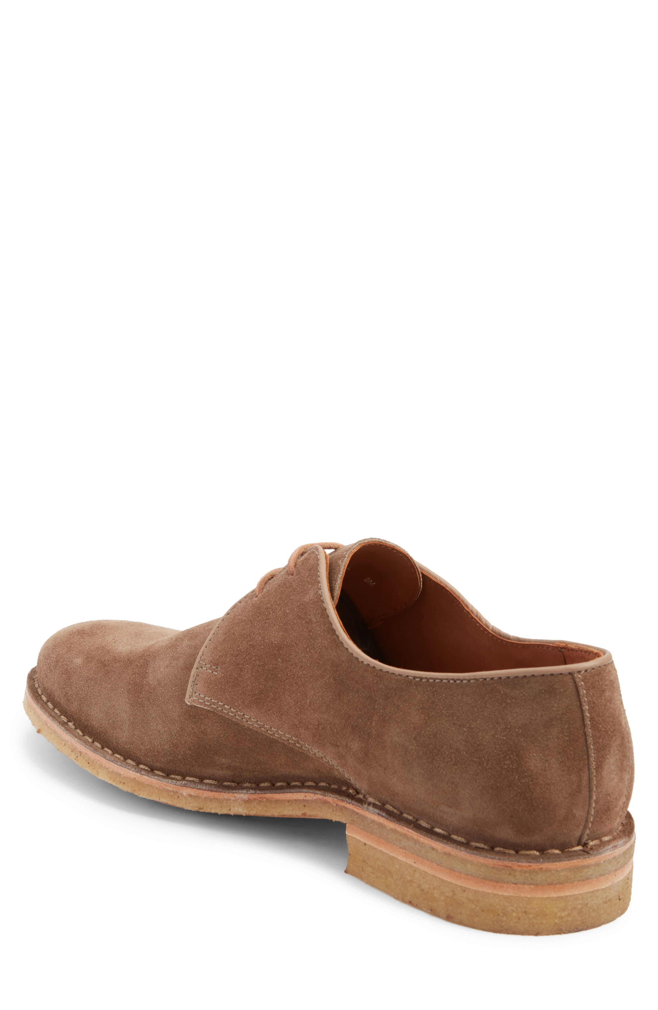 Alternate Image 2  - Aquatalia Otis Buck Shoe (Men)