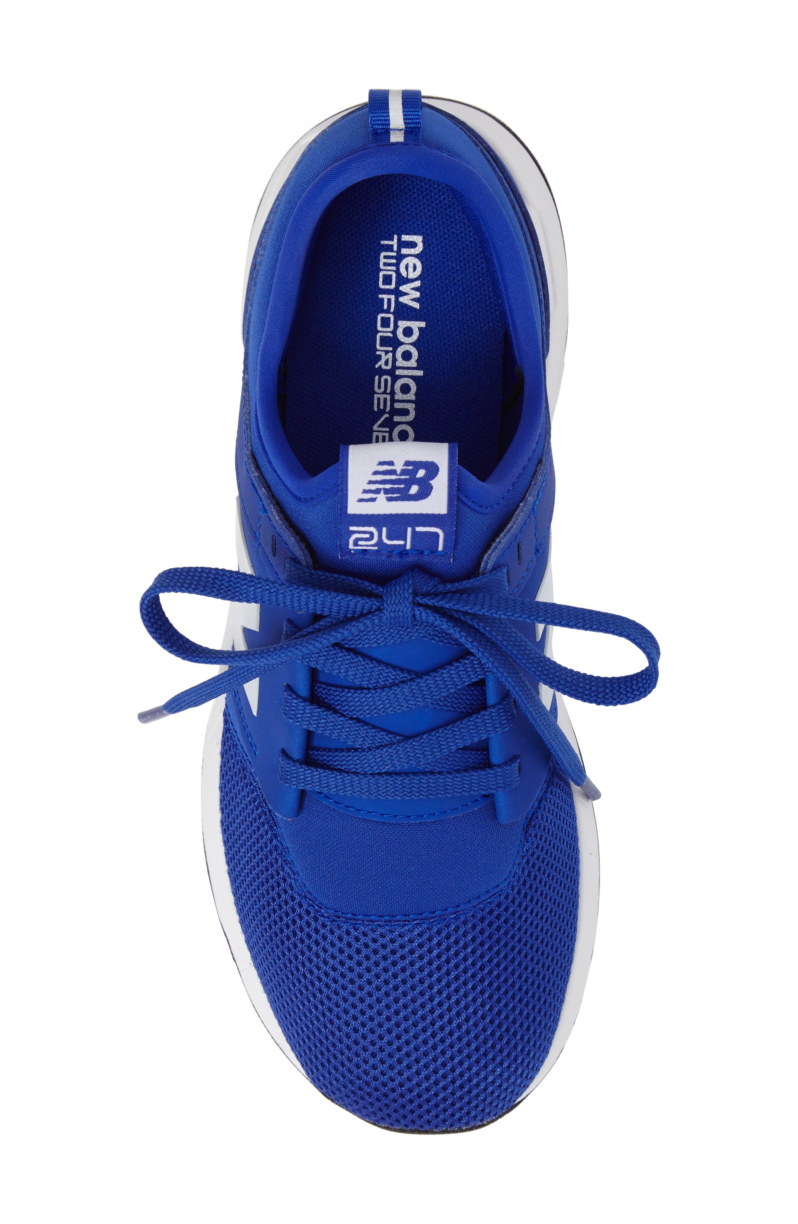 Alternate Image 5  - New Balance 247 Core Sneaker (Big Kid)