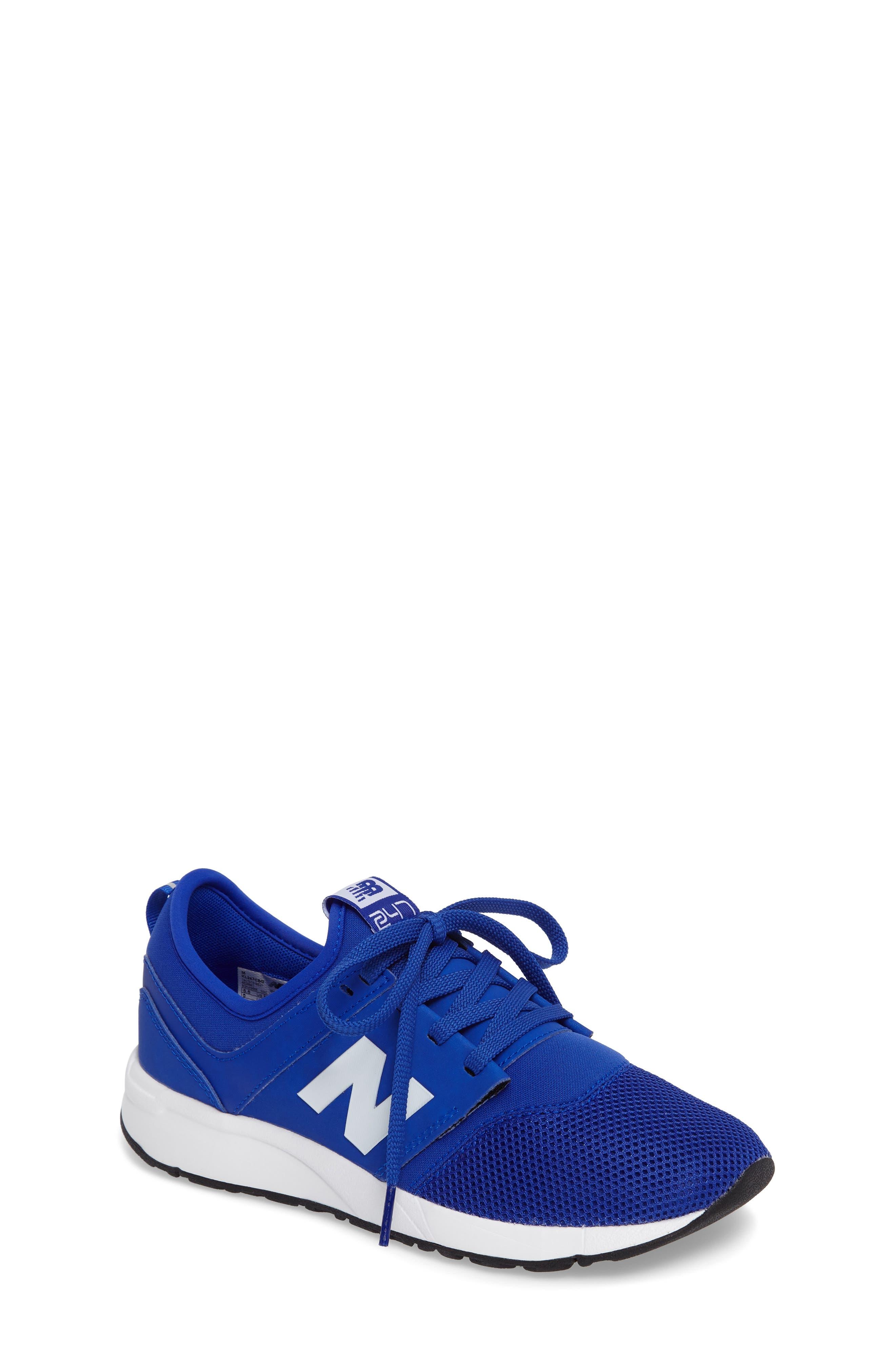 Alternate Image 1 Selected - New Balance 247 Core Sneaker (Big Kid)