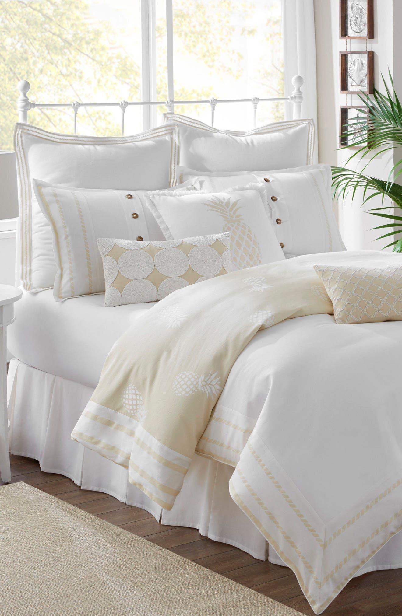 Main Image - Southern Tide Southern Hospitality Comforter, Sham & Bed Skirt Set