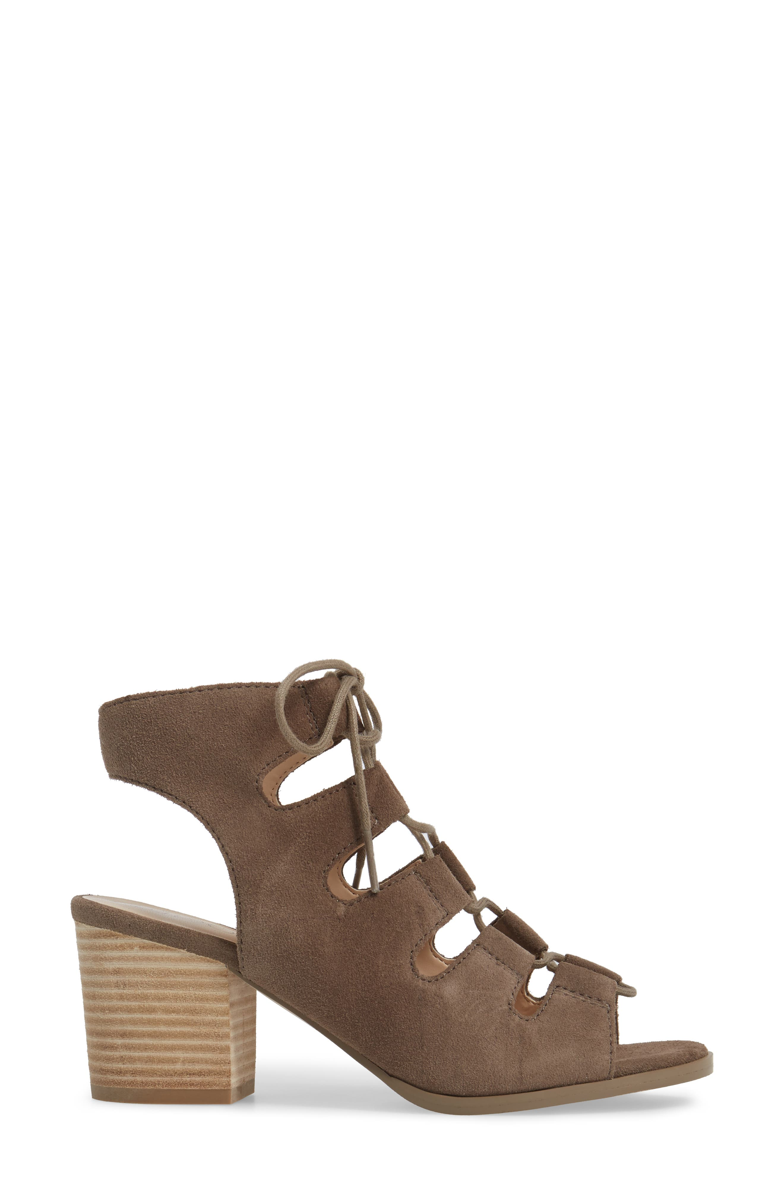 Alternate Image 3  - Sole Society Rae Block Heel Sandal (Women)