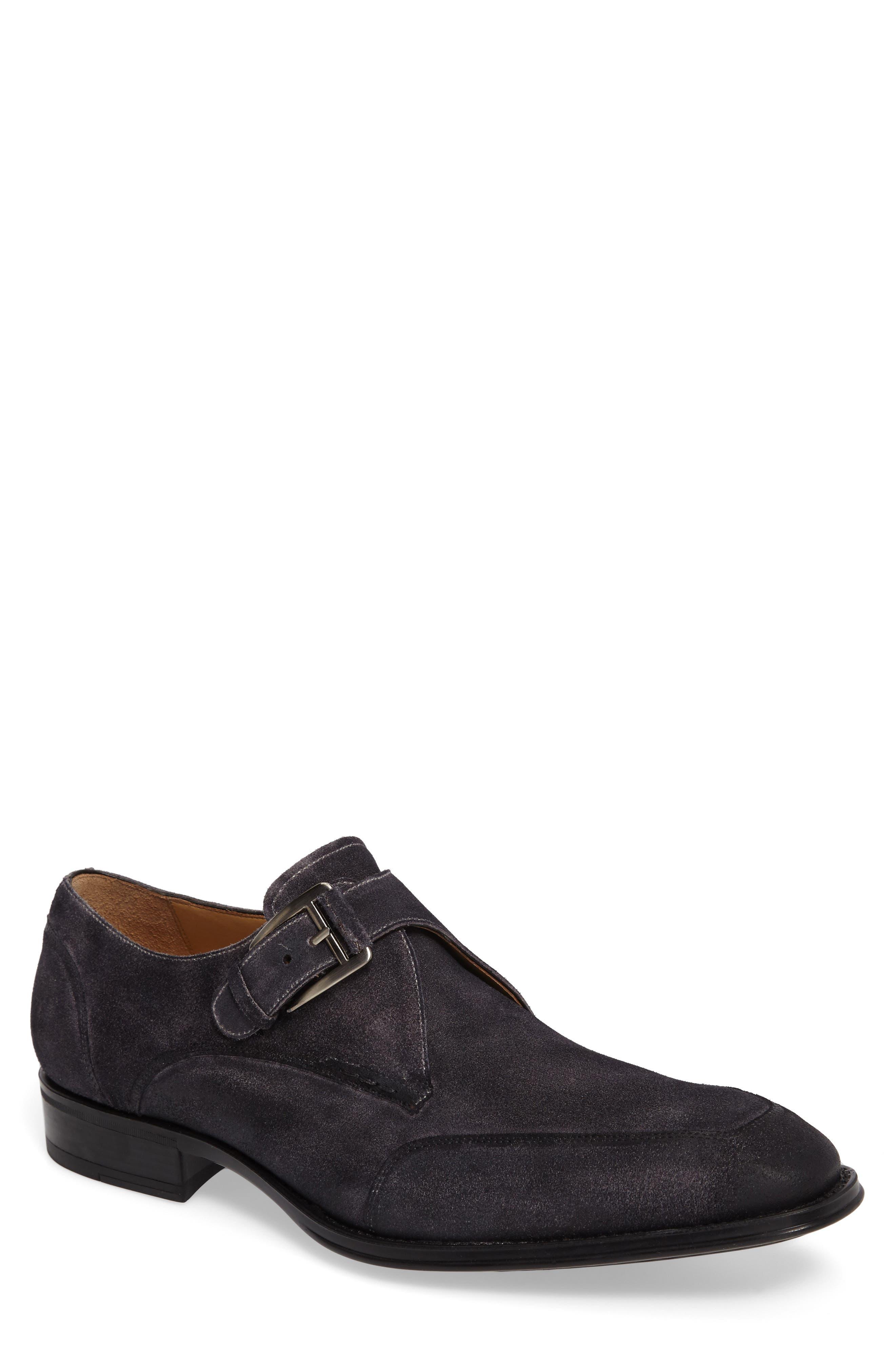 Alternate Image 1 Selected - Mezlan Baza Monk Strap Shoe (Men)