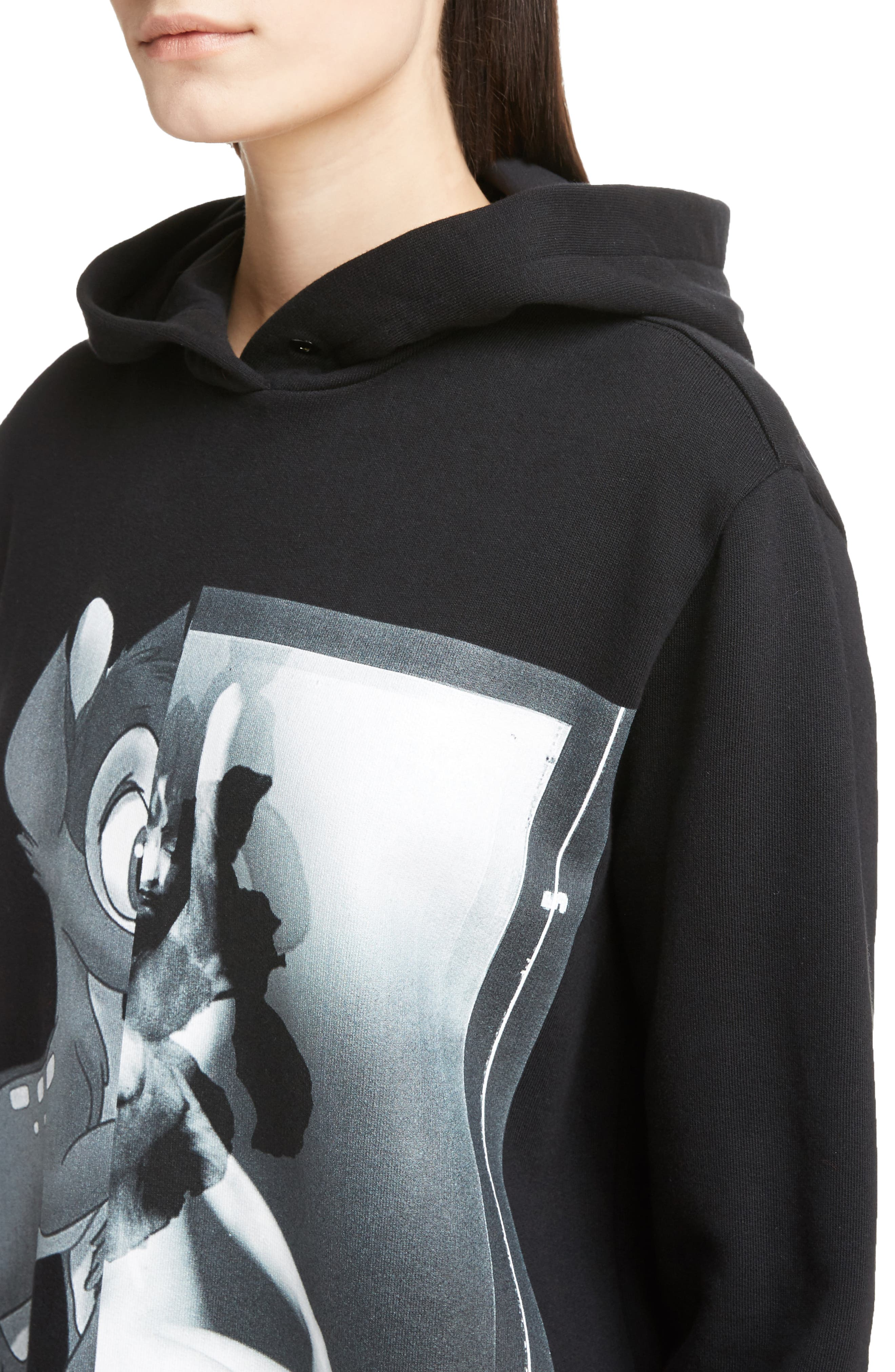 Alternate Image 4  - Givenchy Bambi Cotton Hoodie
