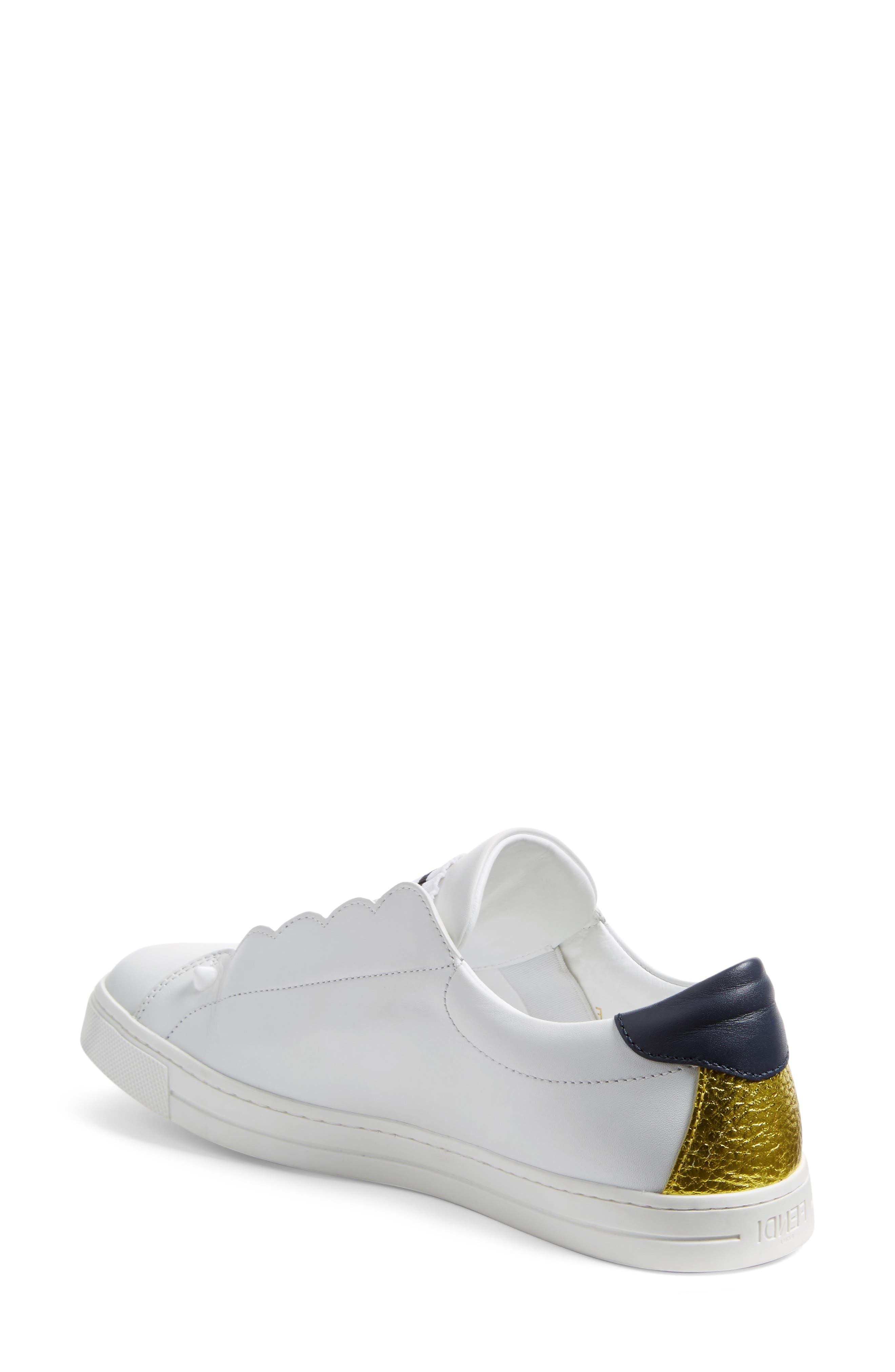Alternate Image 2  - Fendi Rockoclick Slip-On Sneaker (Women)