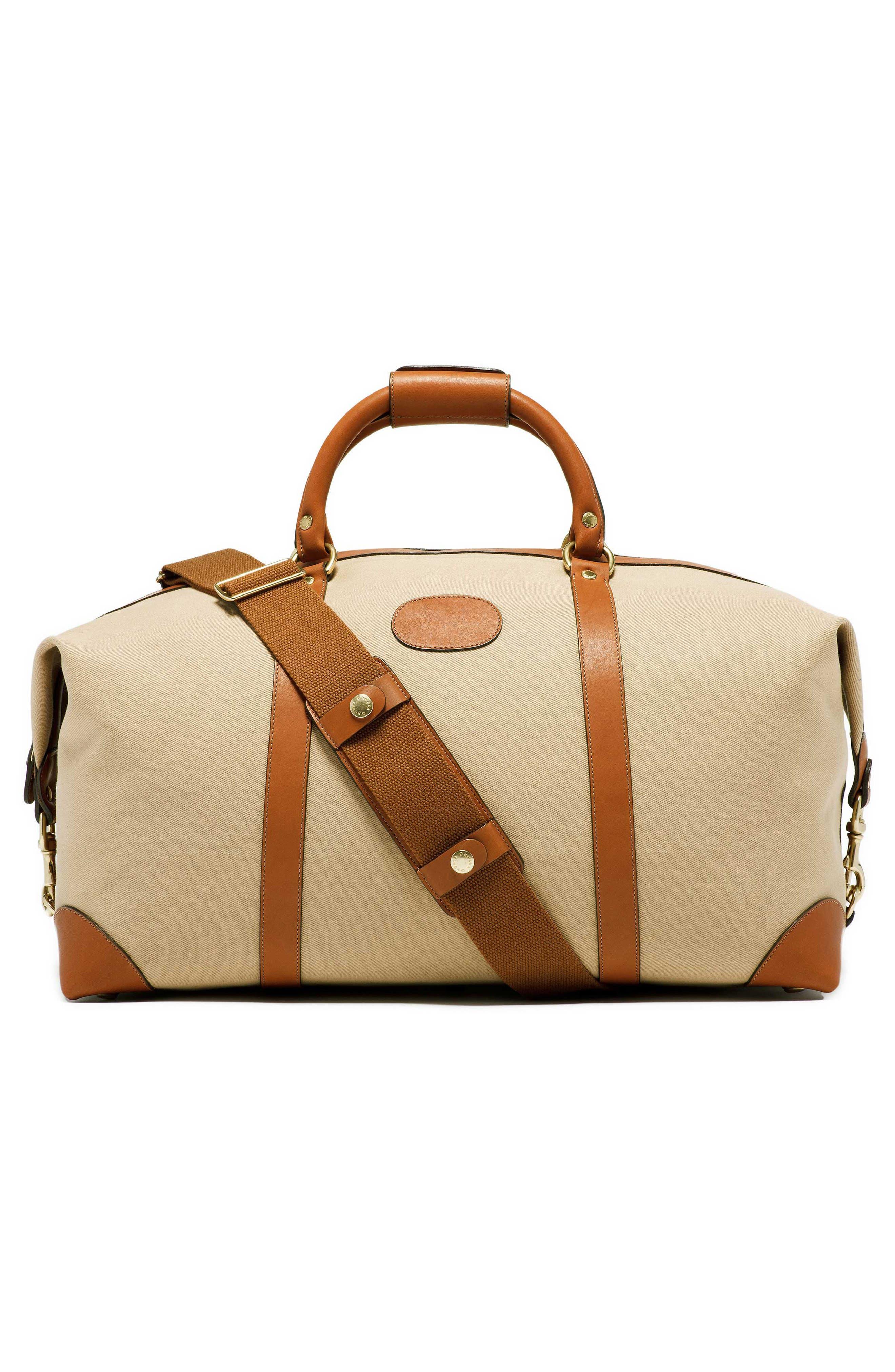 GHURKA Cavalier II Twill Duffel Bag