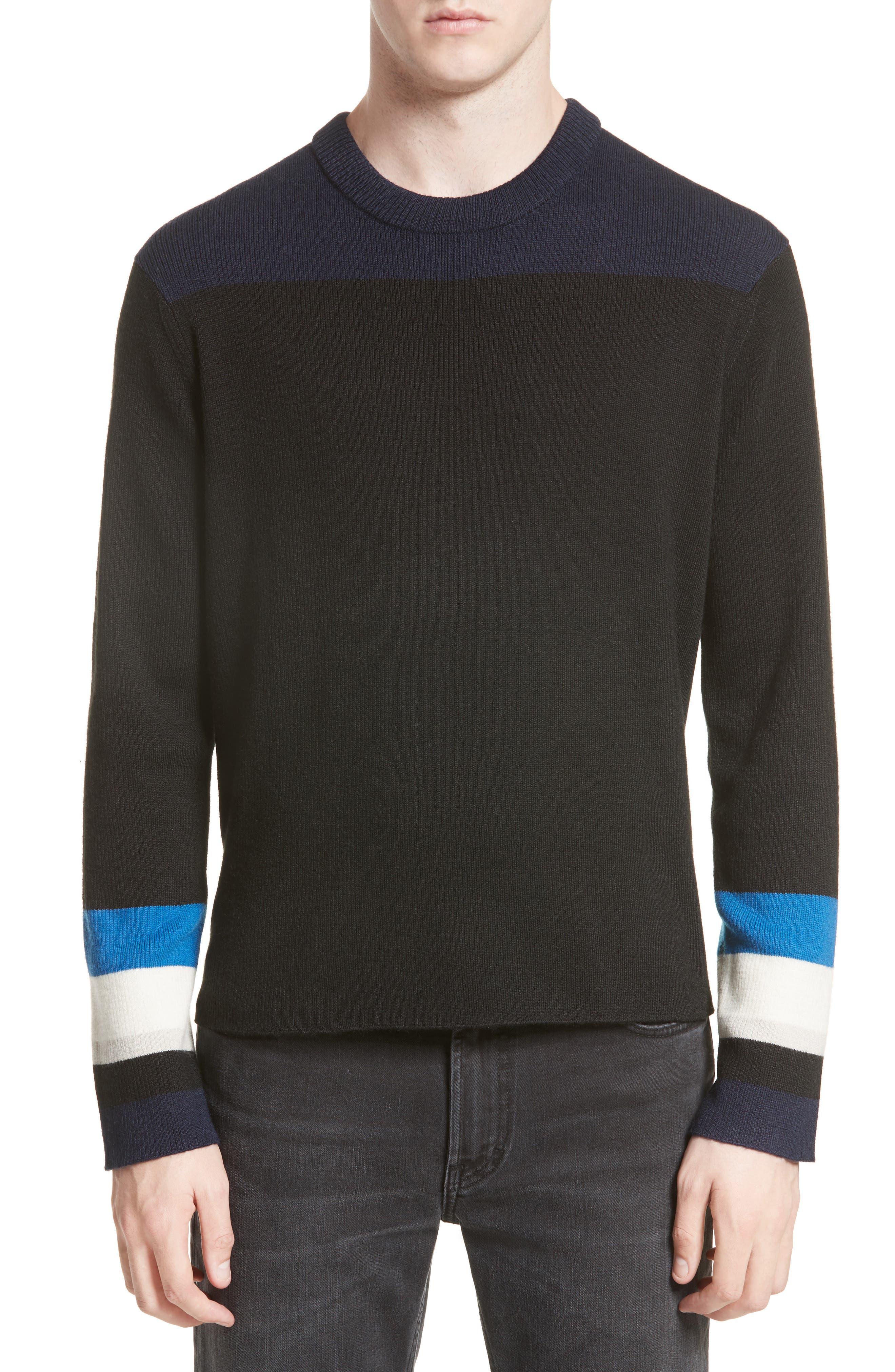 ACNE Studios Nazar Colorblock Sweater