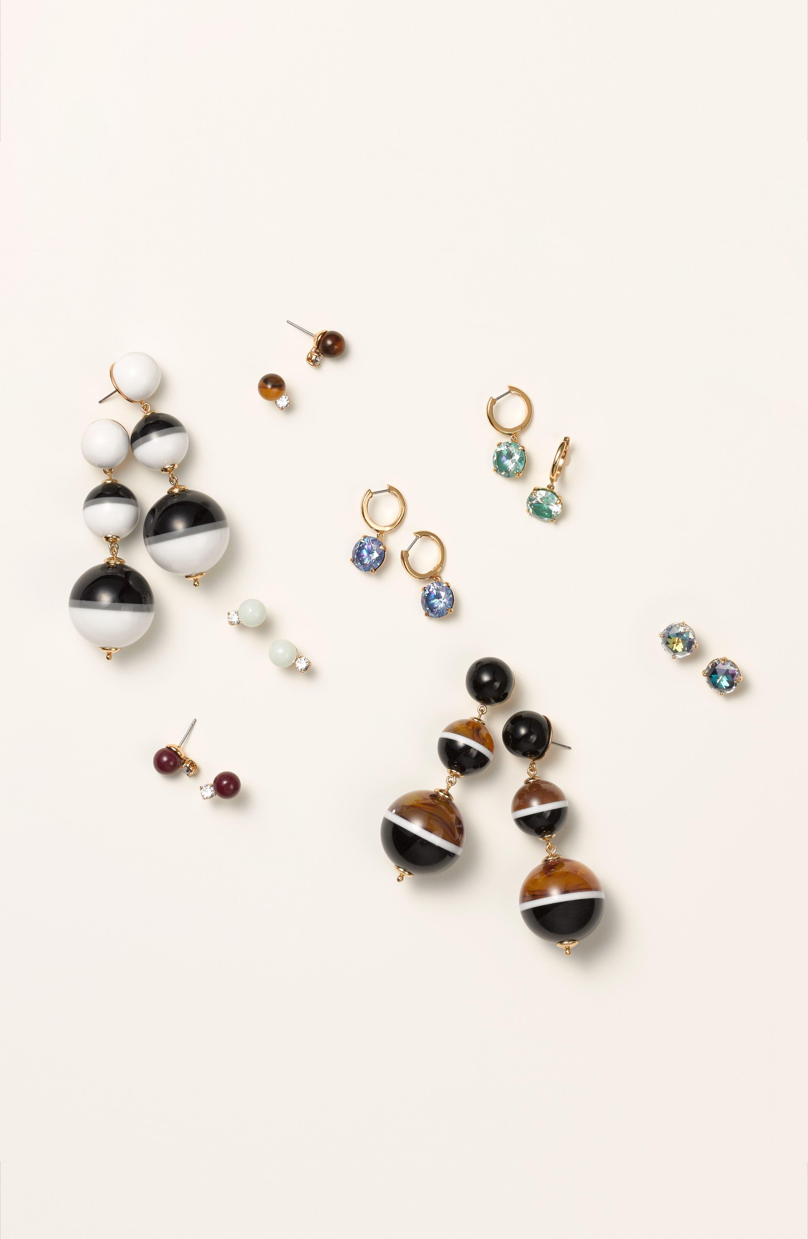 in a flash drop earrings,                             Alternate thumbnail 3, color,