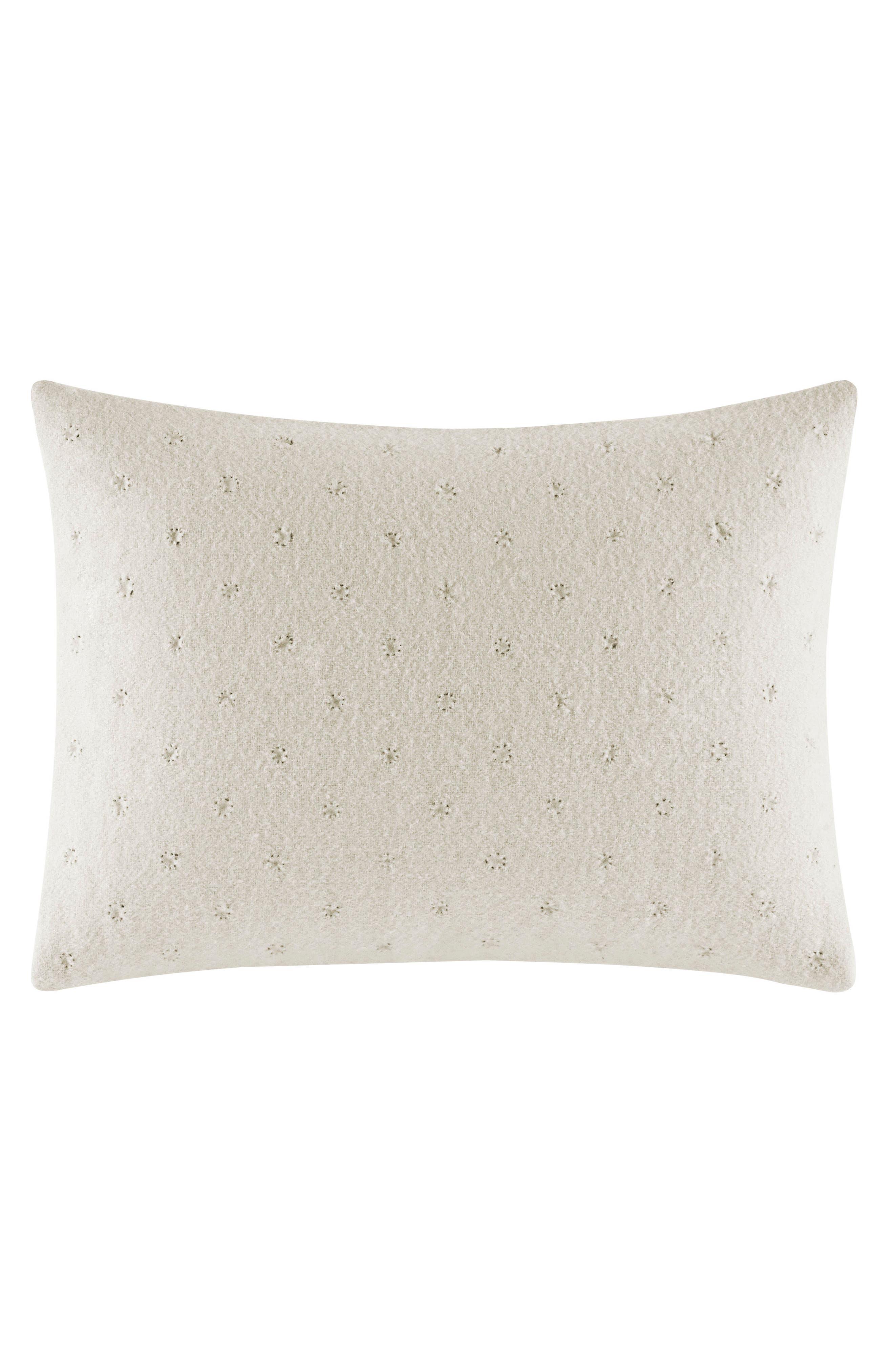 Alternate Image 1 Selected - Vera Wang Passementerie Breakfast Accent Pillow