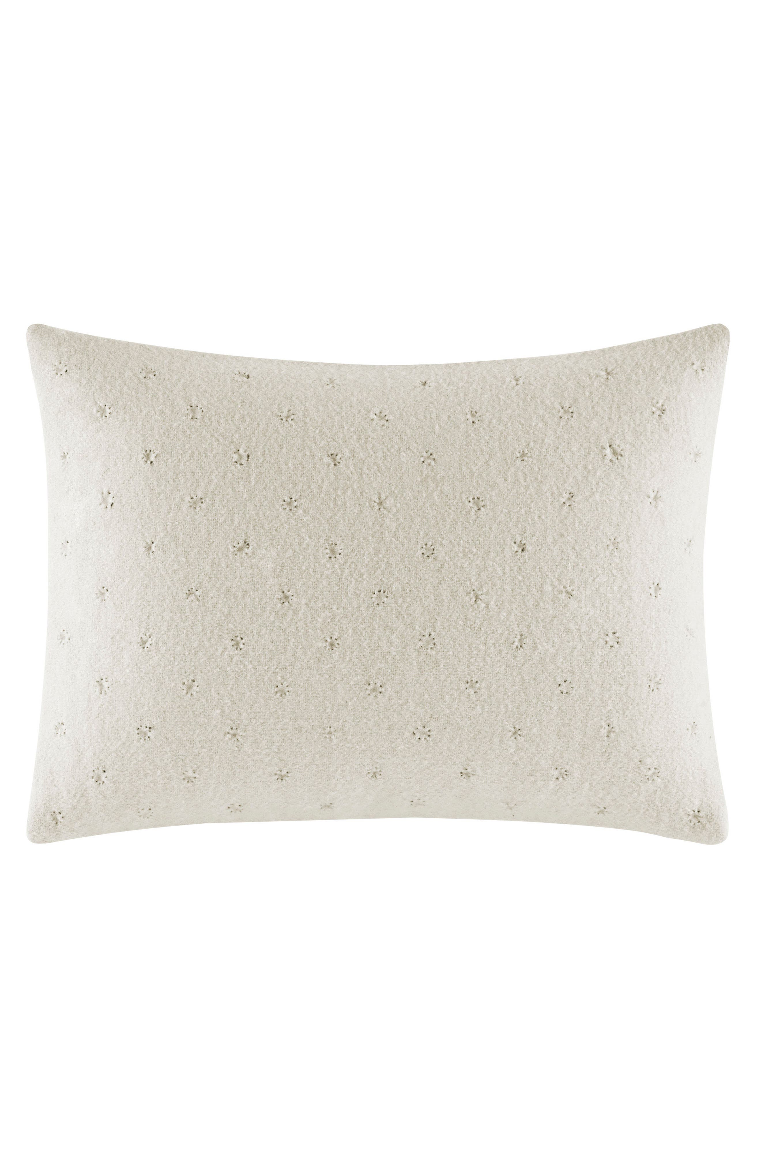 Passementerie Breakfast Accent Pillow,                         Main,                         color, Natural
