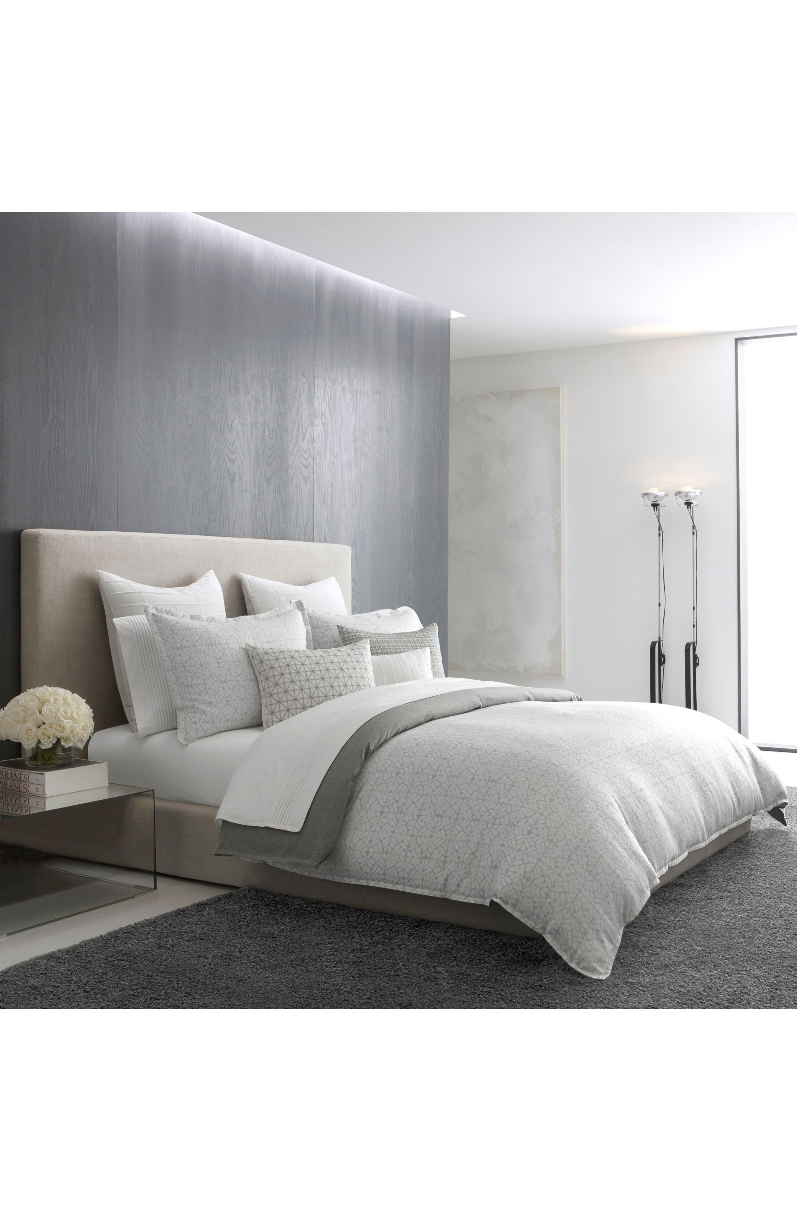 Alternate Image 2  - Vera Wang Mirrored Breakfast Accent Pillow