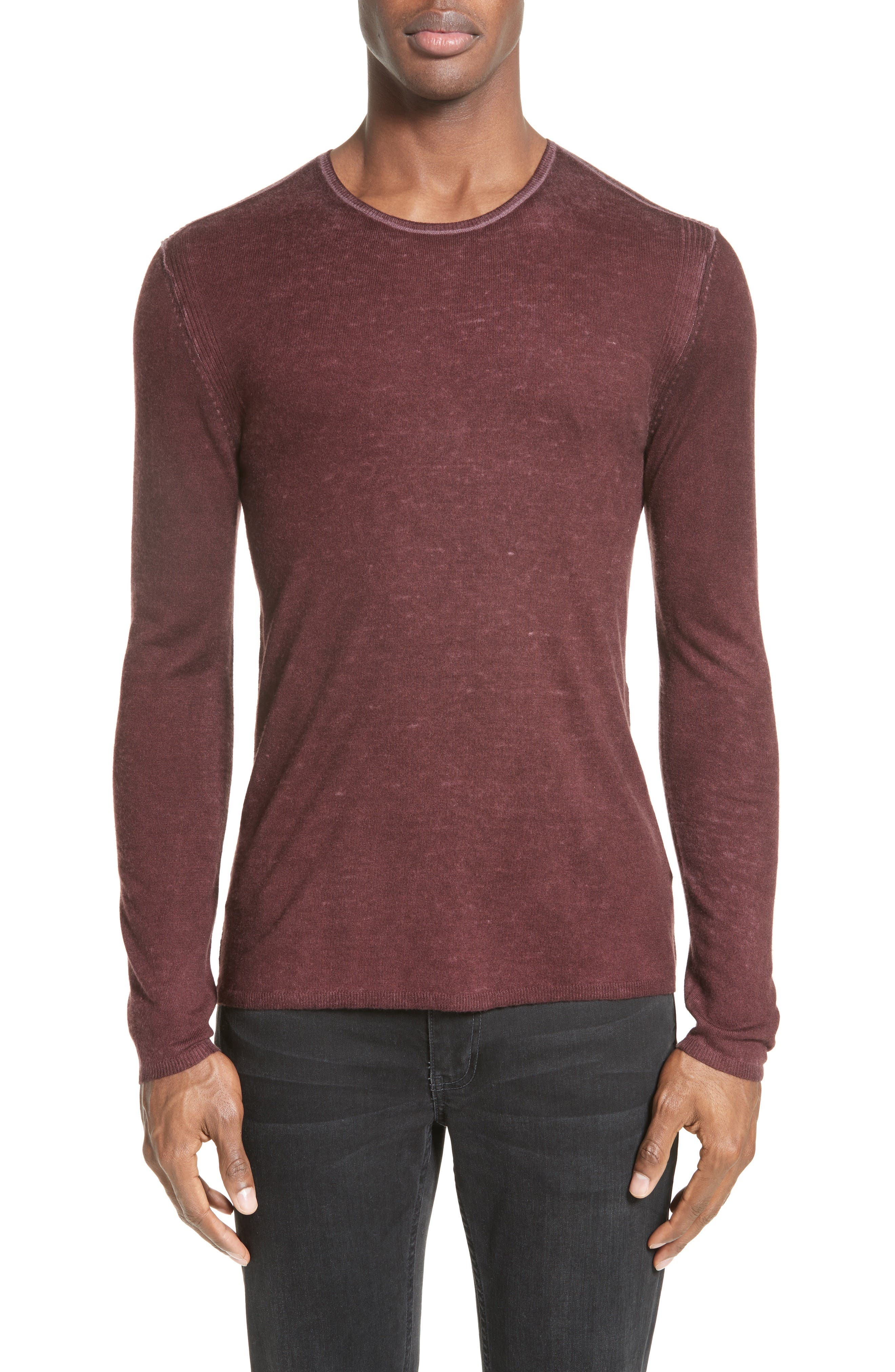 John Varvatos Collection Crewneck Sweater