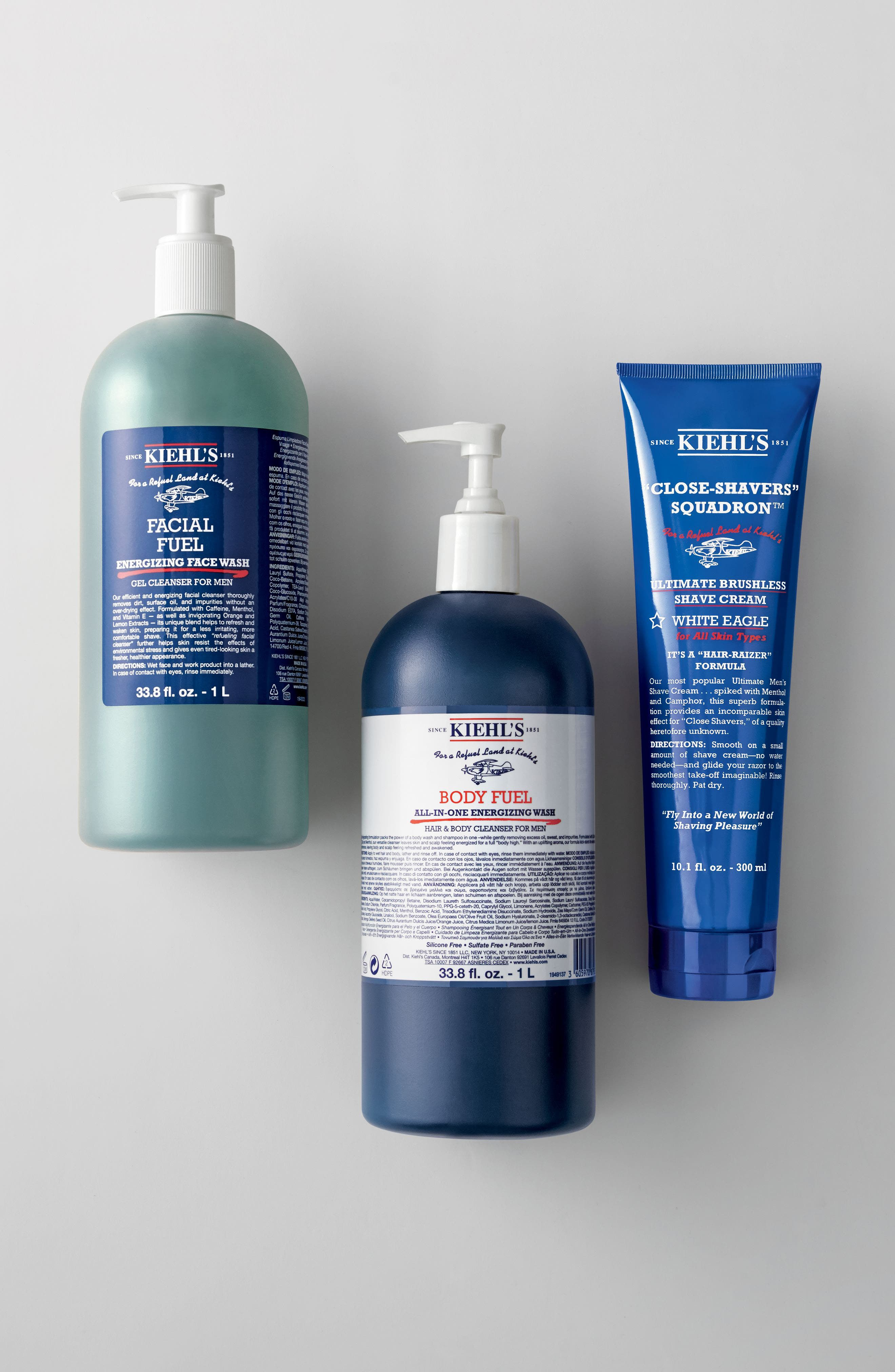 Alternate Image 4  - Kiehl's Since 1851 Facial Fuel Energizing Face Wash
