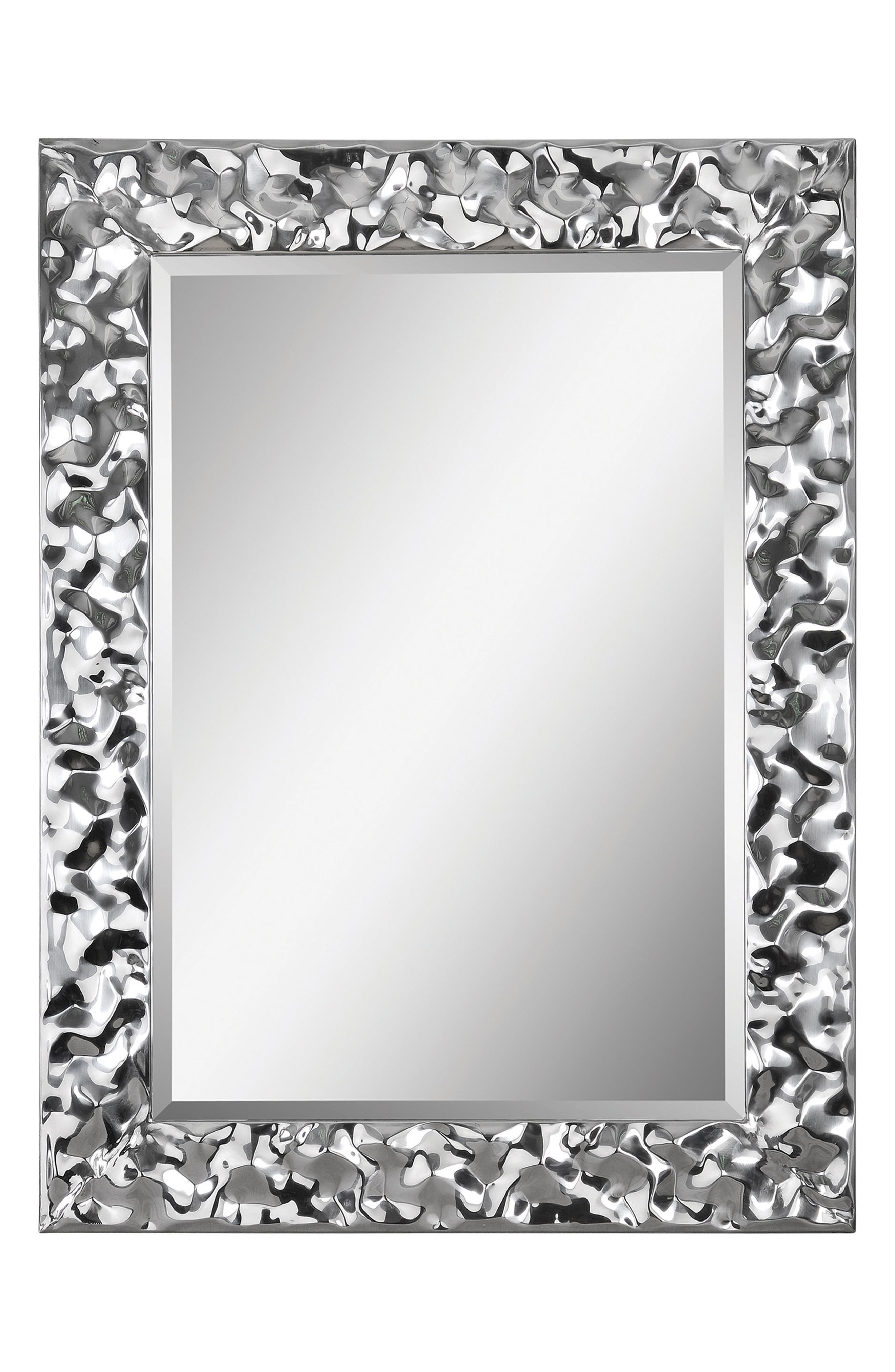 Couture Mirror,                         Main,                         color, Chrome