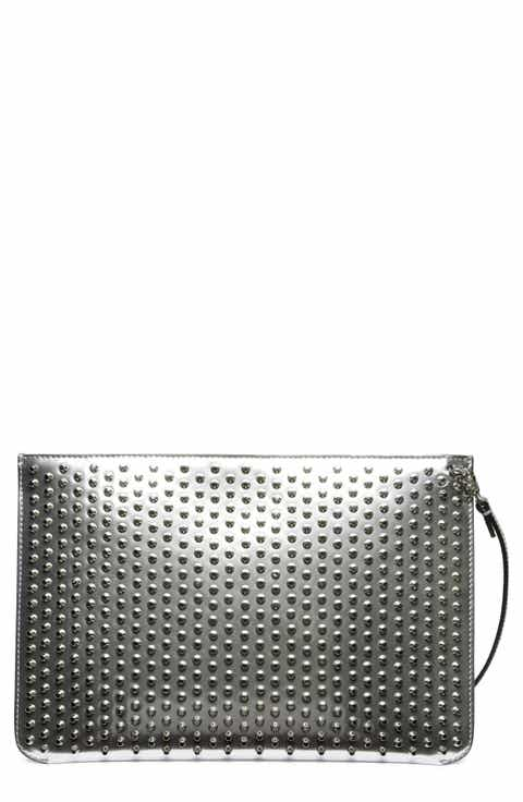Metallic Clutches & Pouches | Nordstrom