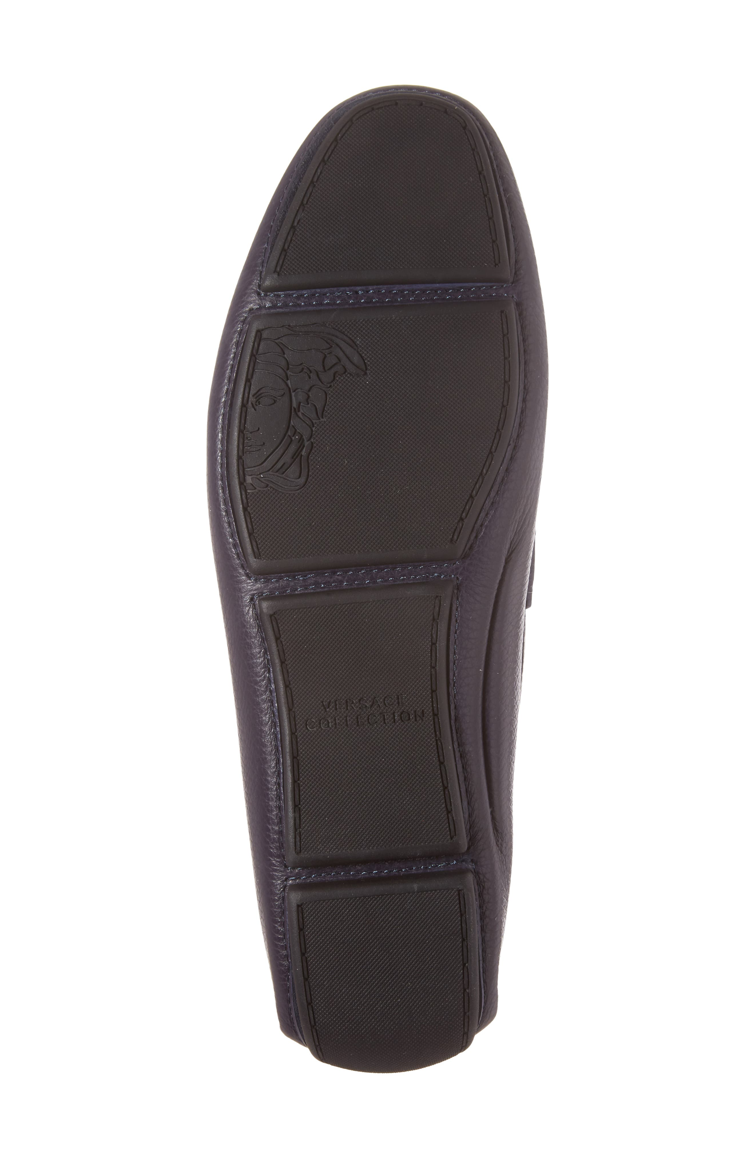 Alternate Image 6  - Versace Driving Shoe (Men)