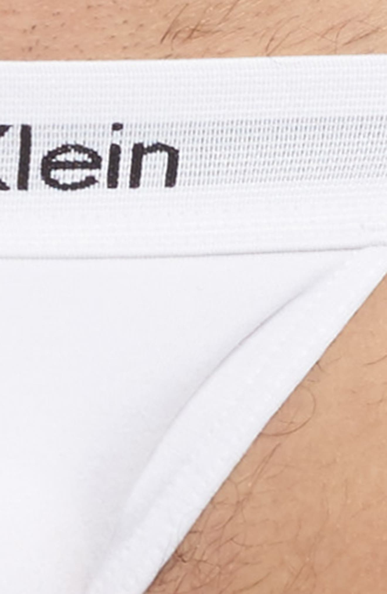 Alternate Image 5  - Calvin Klein 2-Pack Stretch Cotton Jock Strap