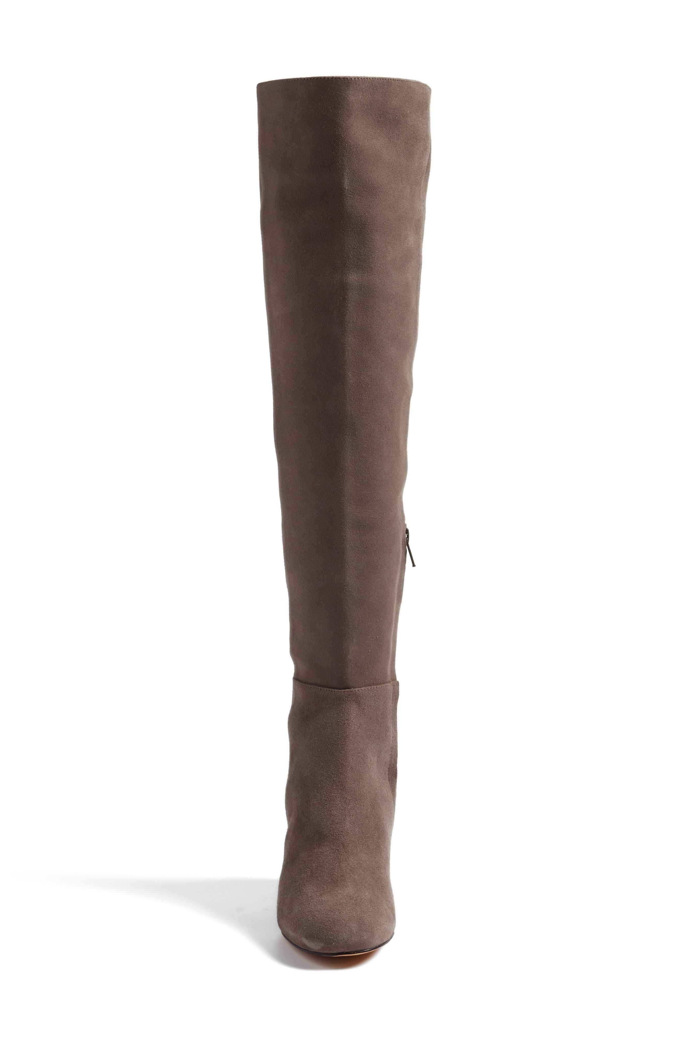 Alternate Image 4  - Halogen® Scarlett Over the Knee Boot (Women)
