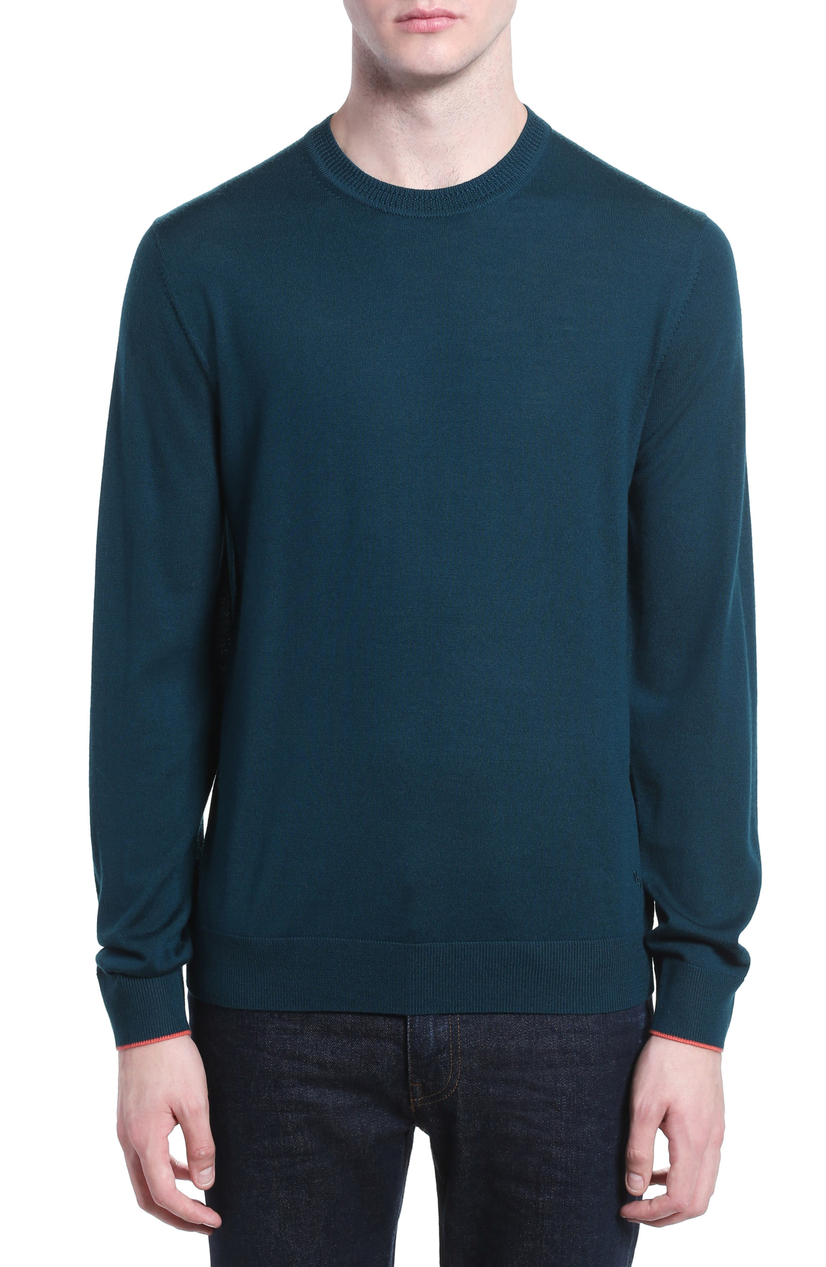 PS Paul Smith Lightweight Merino Wool Sweater