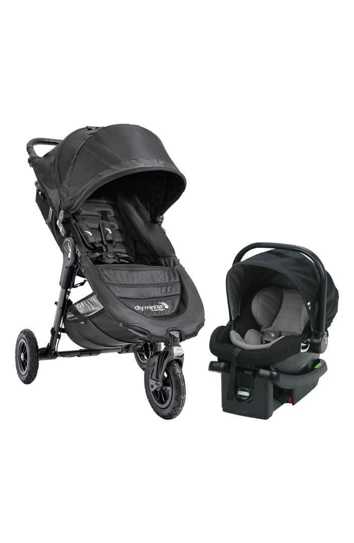 baby jogger city mini stroller city go infant car seat travel system nordstrom. Black Bedroom Furniture Sets. Home Design Ideas