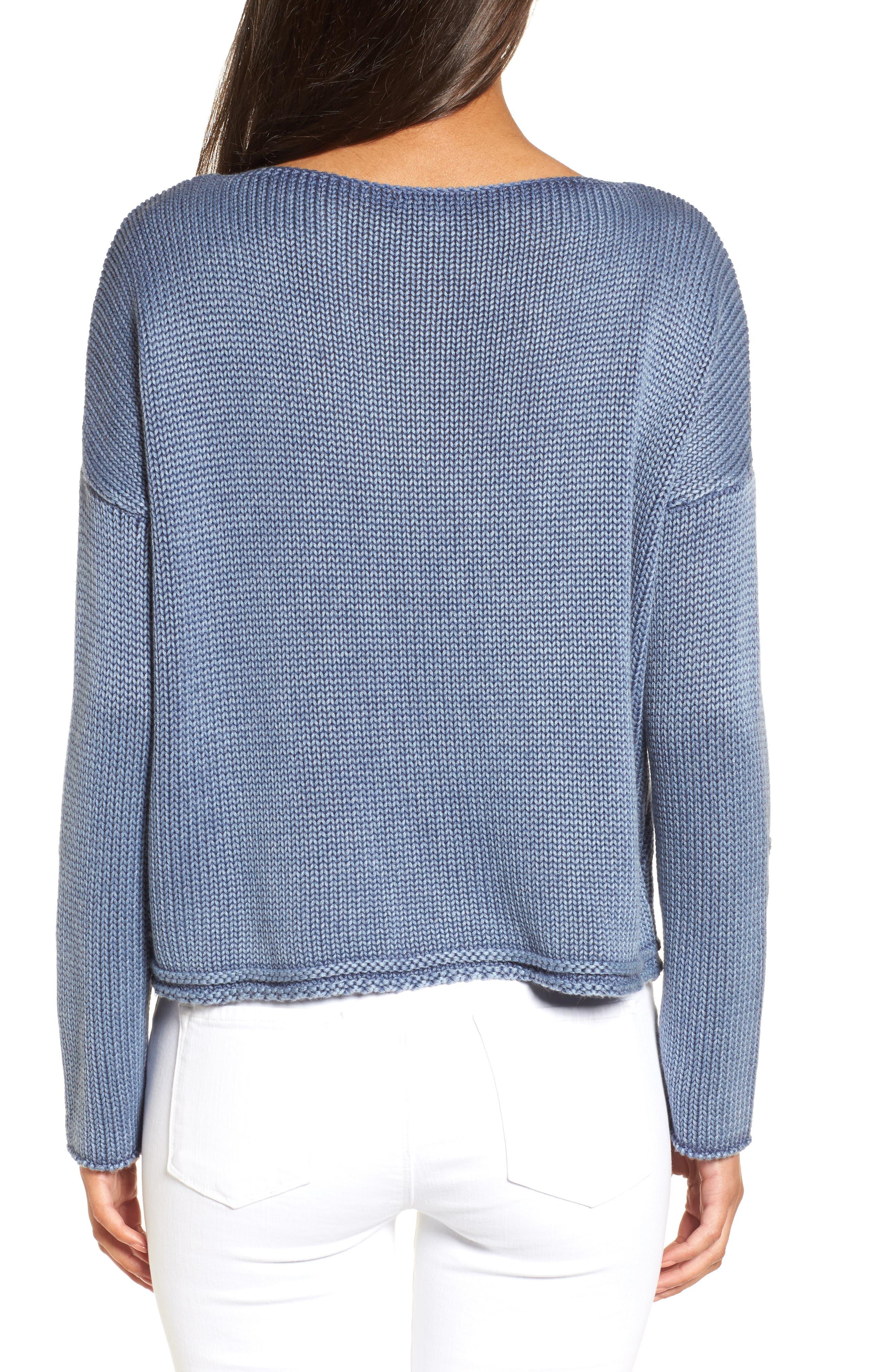 Alternate Image 2  - Rails Kalani Knit Pullover