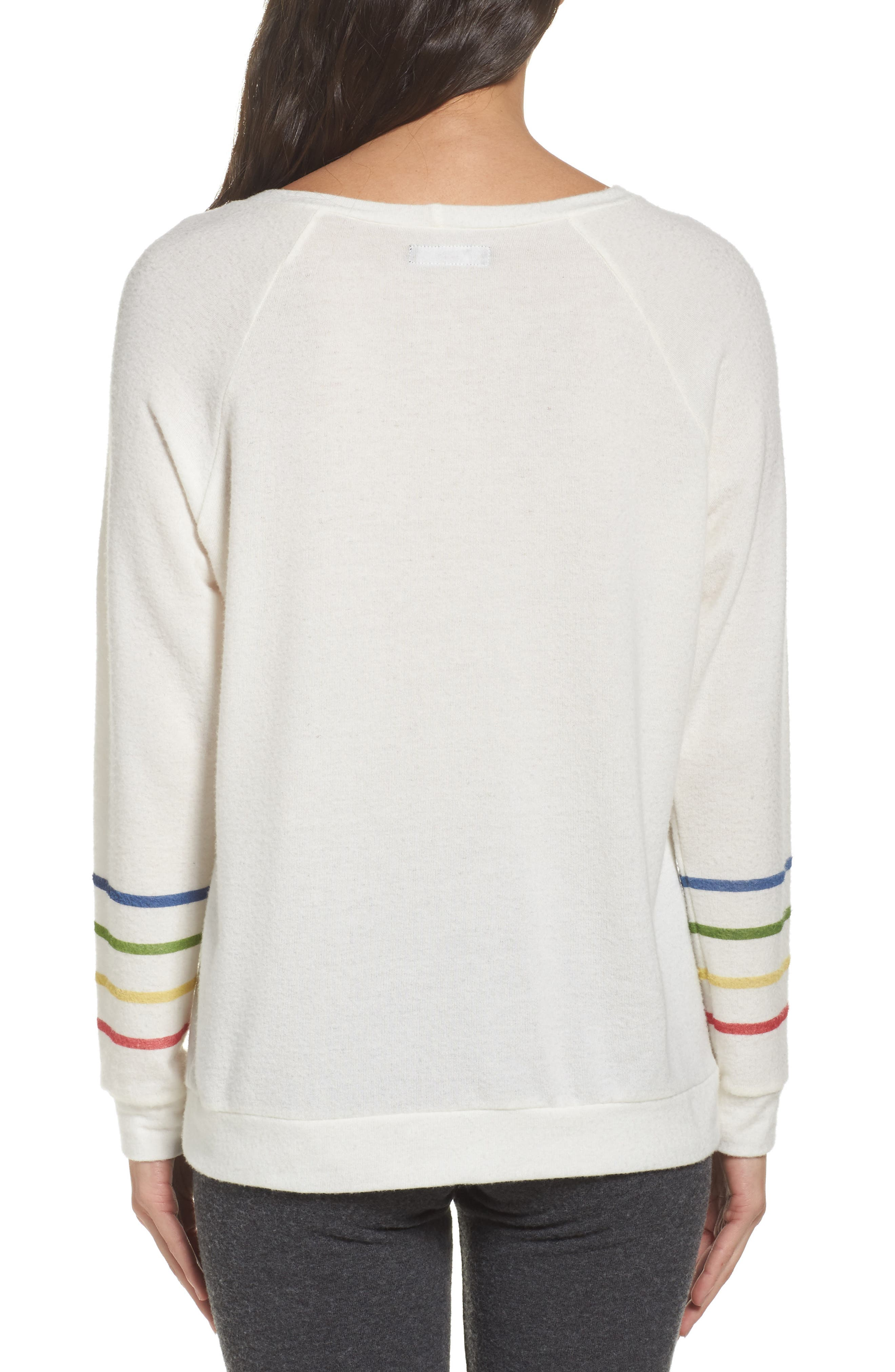 Percy Pullover,                             Alternate thumbnail 2, color,                             Creme