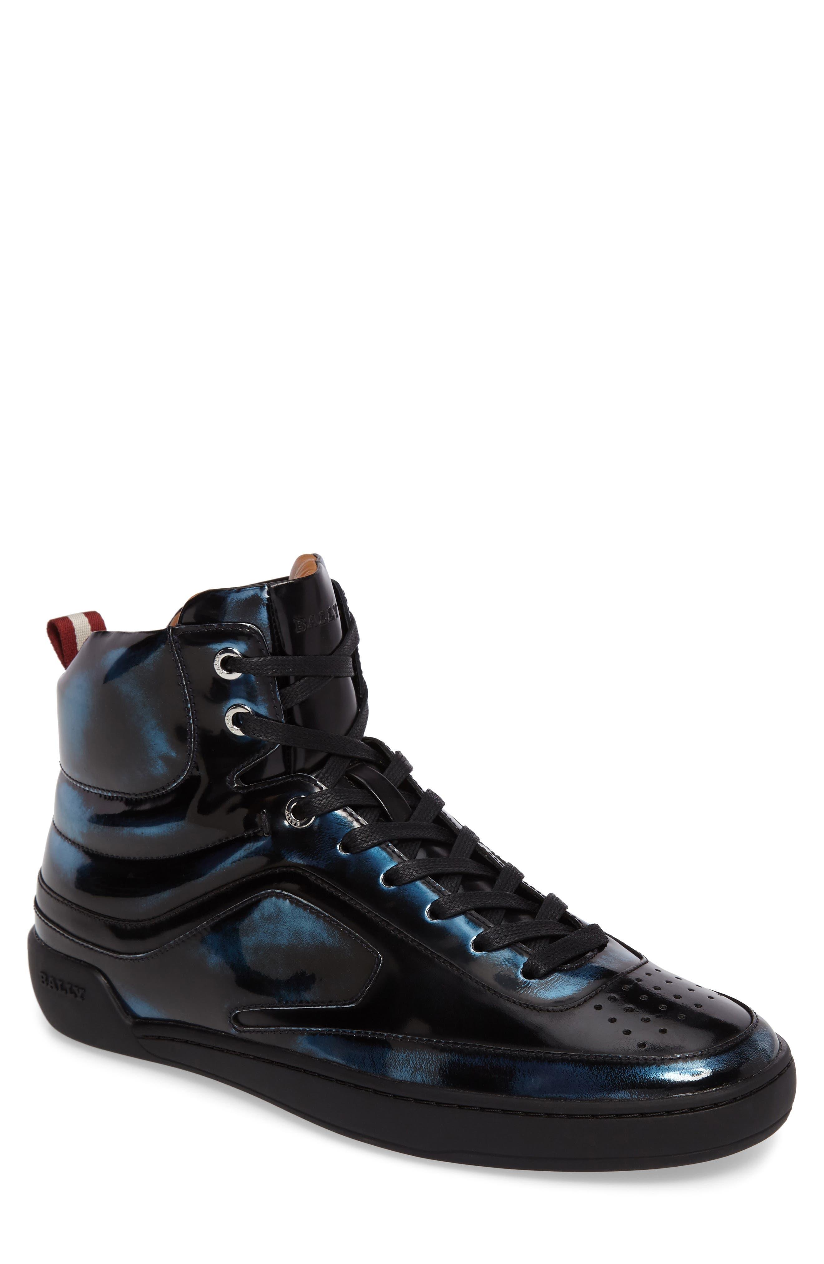 Bally Etra High Top Sneaker (Men)