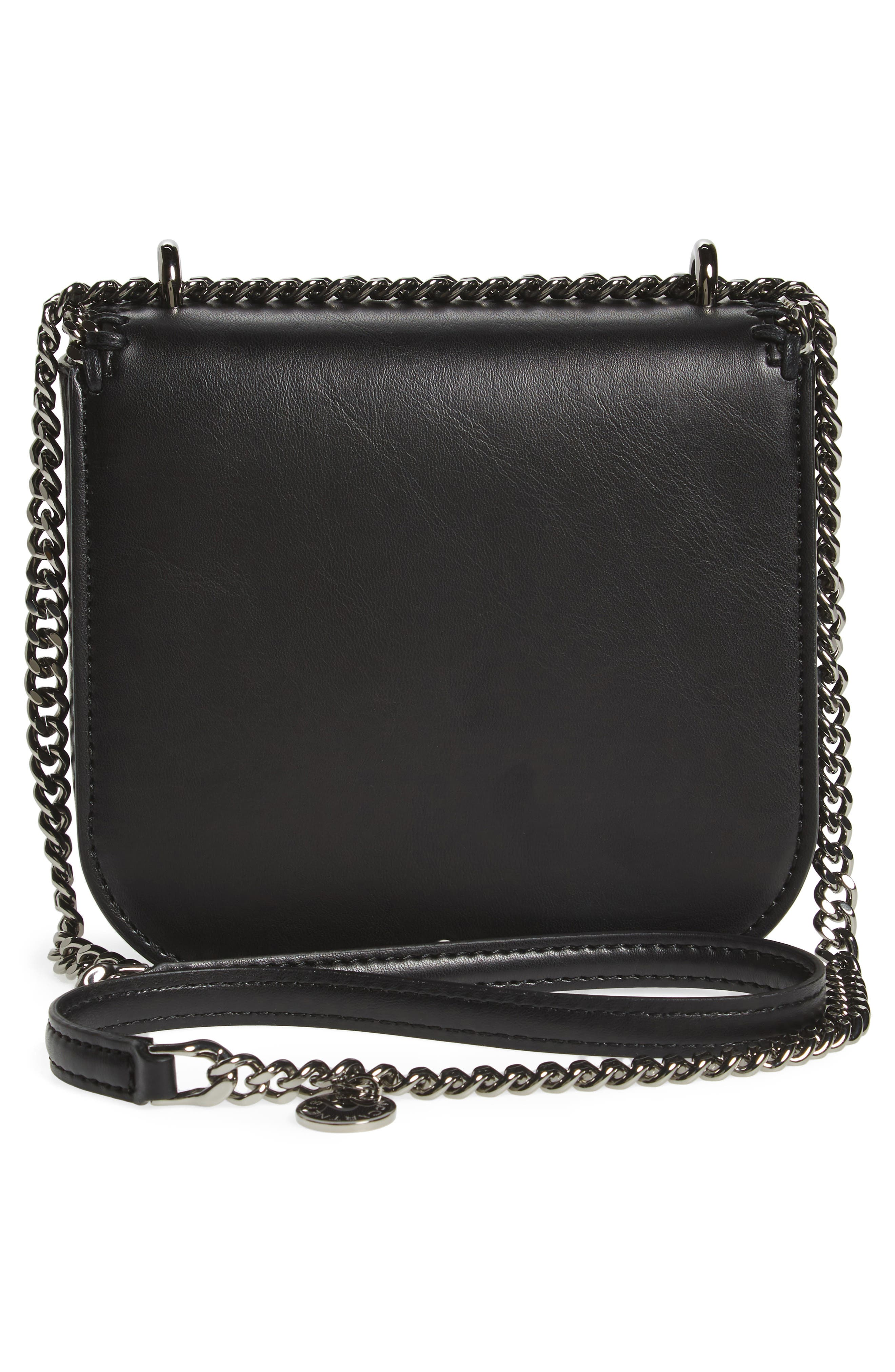 Alternate Image 3  - Stella McCartney Small Falabella Box Alter Nappa Faux Leather Crossbody Bag