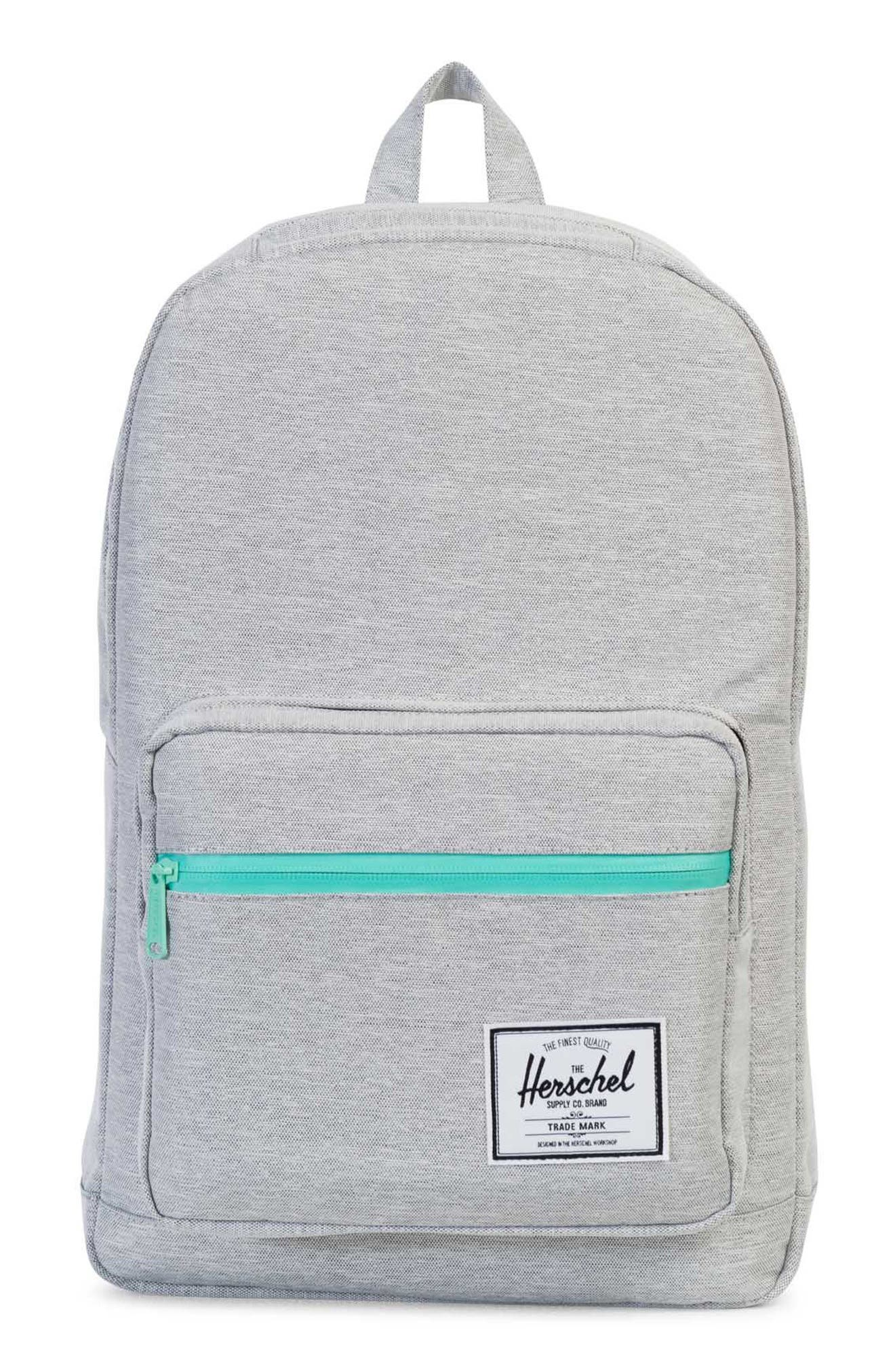 Alternate Image 1 Selected - Herschel Supply Co. Pop Quiz Crosshatch Backpack