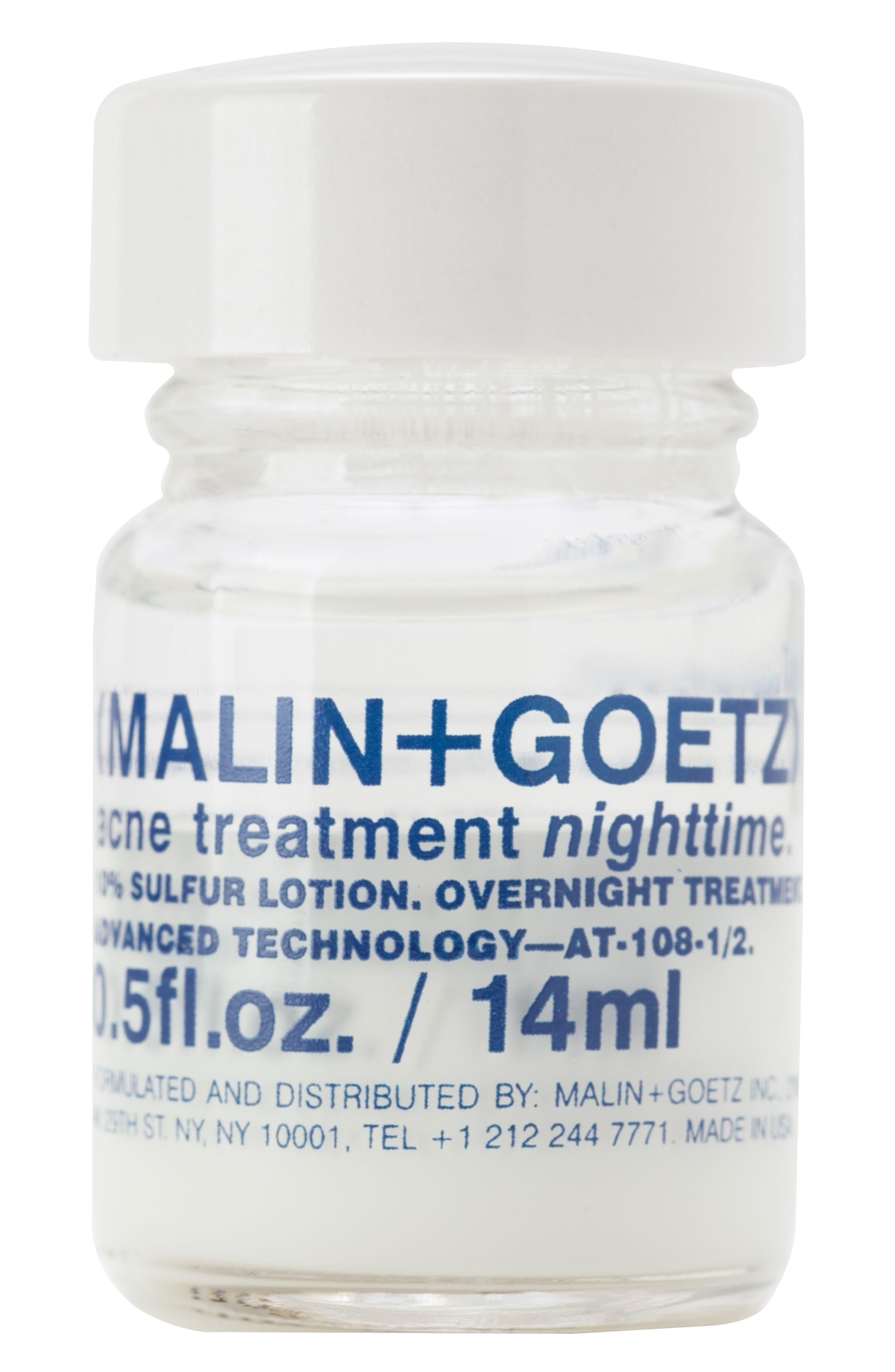 SPACE.NK.apothecary Malin + Goetz Acne Treatment Nighttime